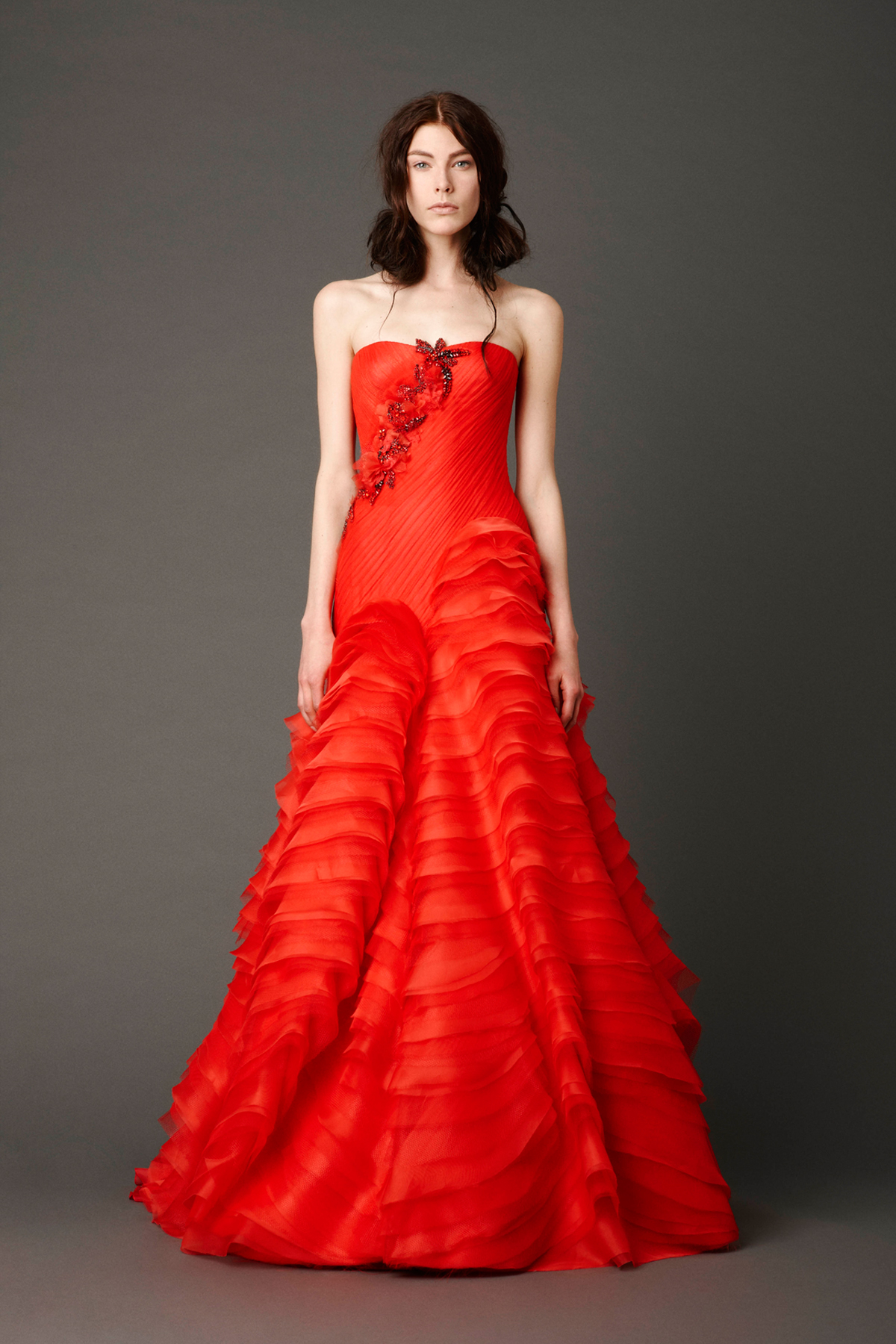 An audience with Vera Wang: it\'s all about the dress | South China ...