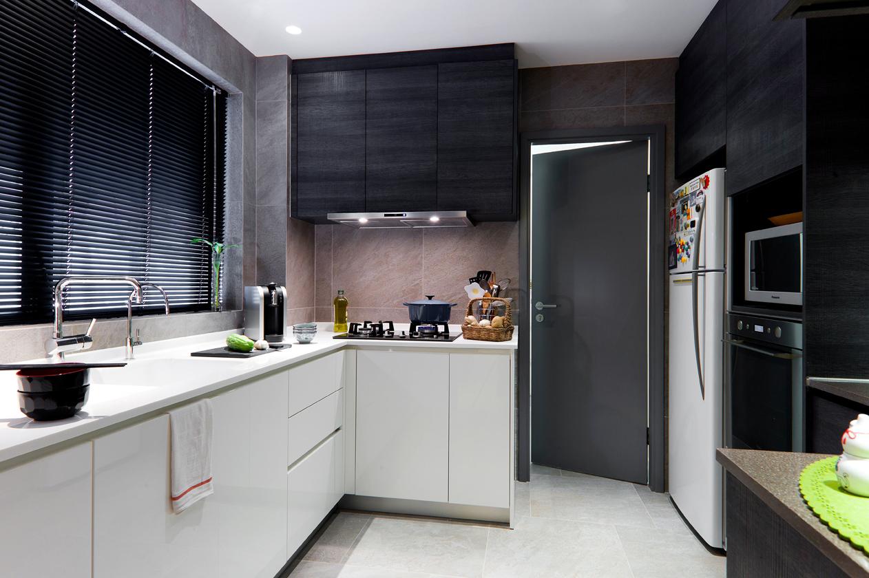 custom built designed between living 19