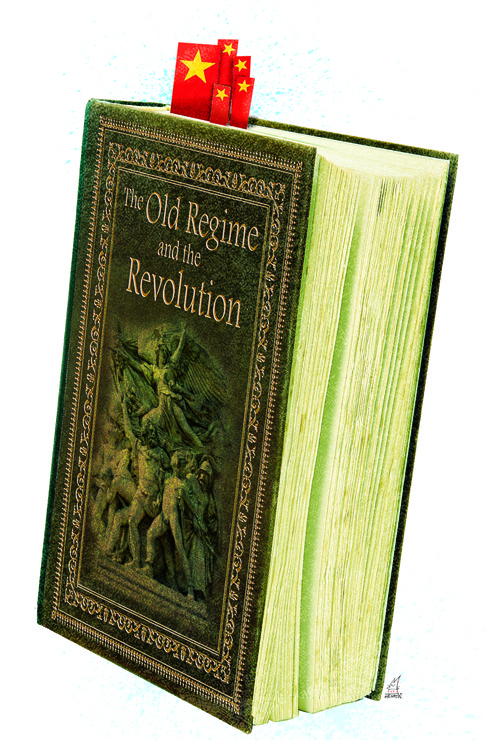 old regime essay Excerpt: the book i now publish is not a history of the revolution that history has been too brilliantly written for me to think of writing it afresh this is a mere essay on the revolution.