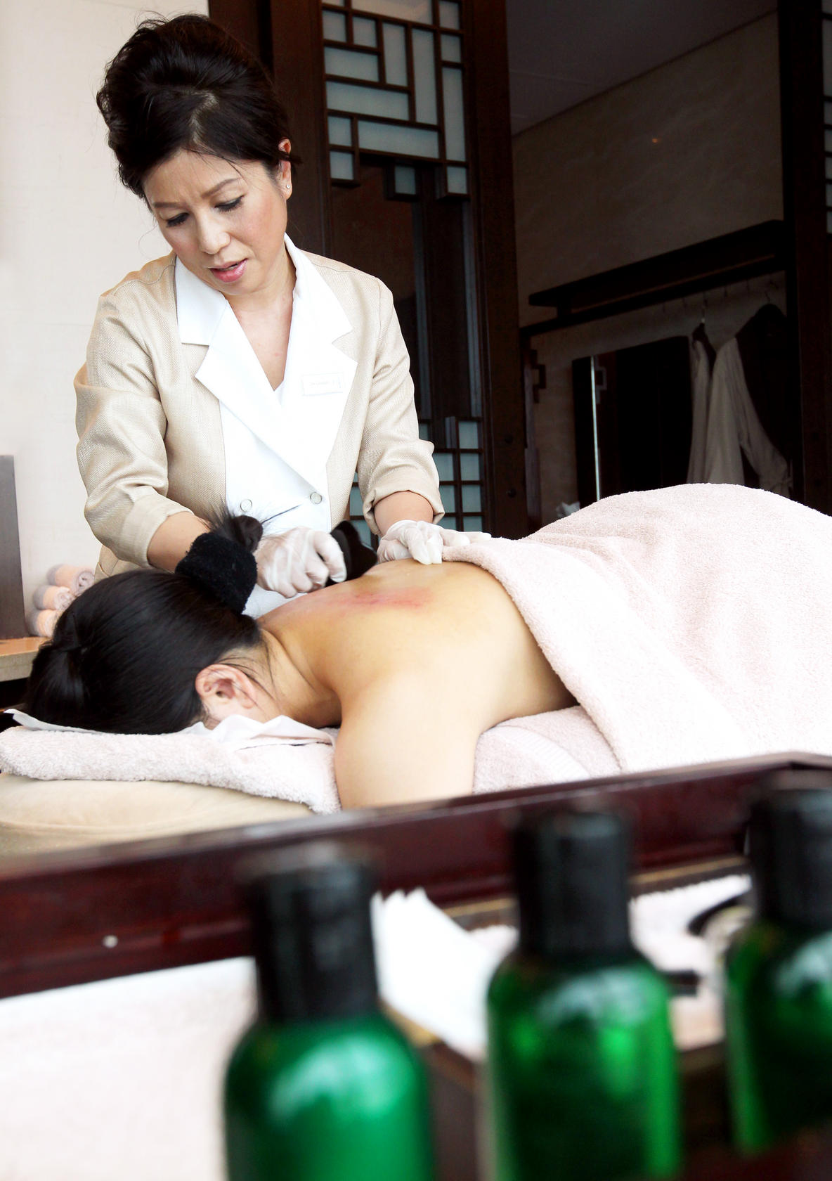 tcm spas provide a holistic spa experience south morning post chuan