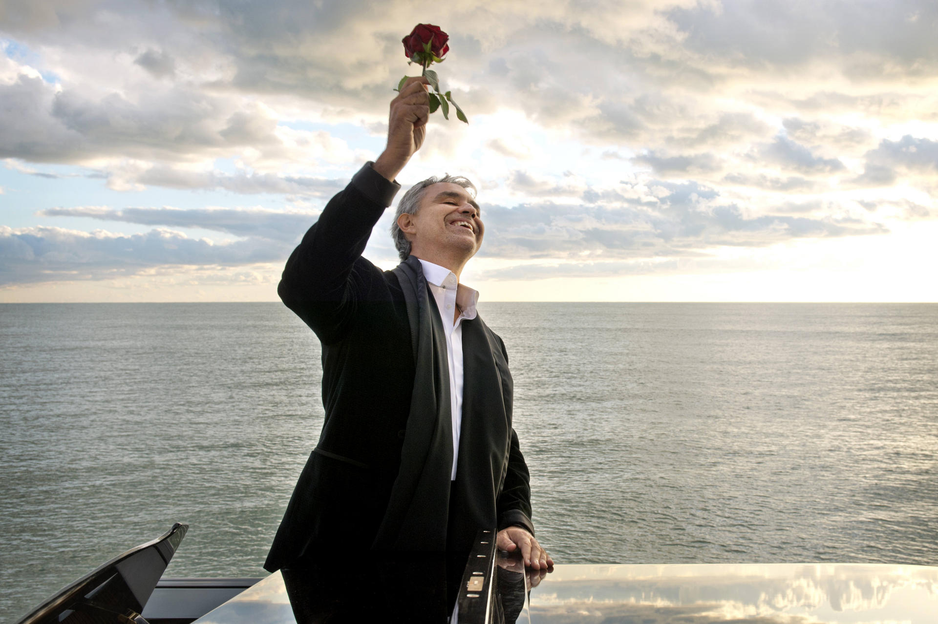 Andrea Bocelli Official Website Tour Discography And