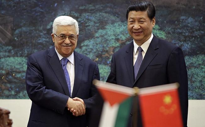 Resultado de imagem para Xi Jinping palestine