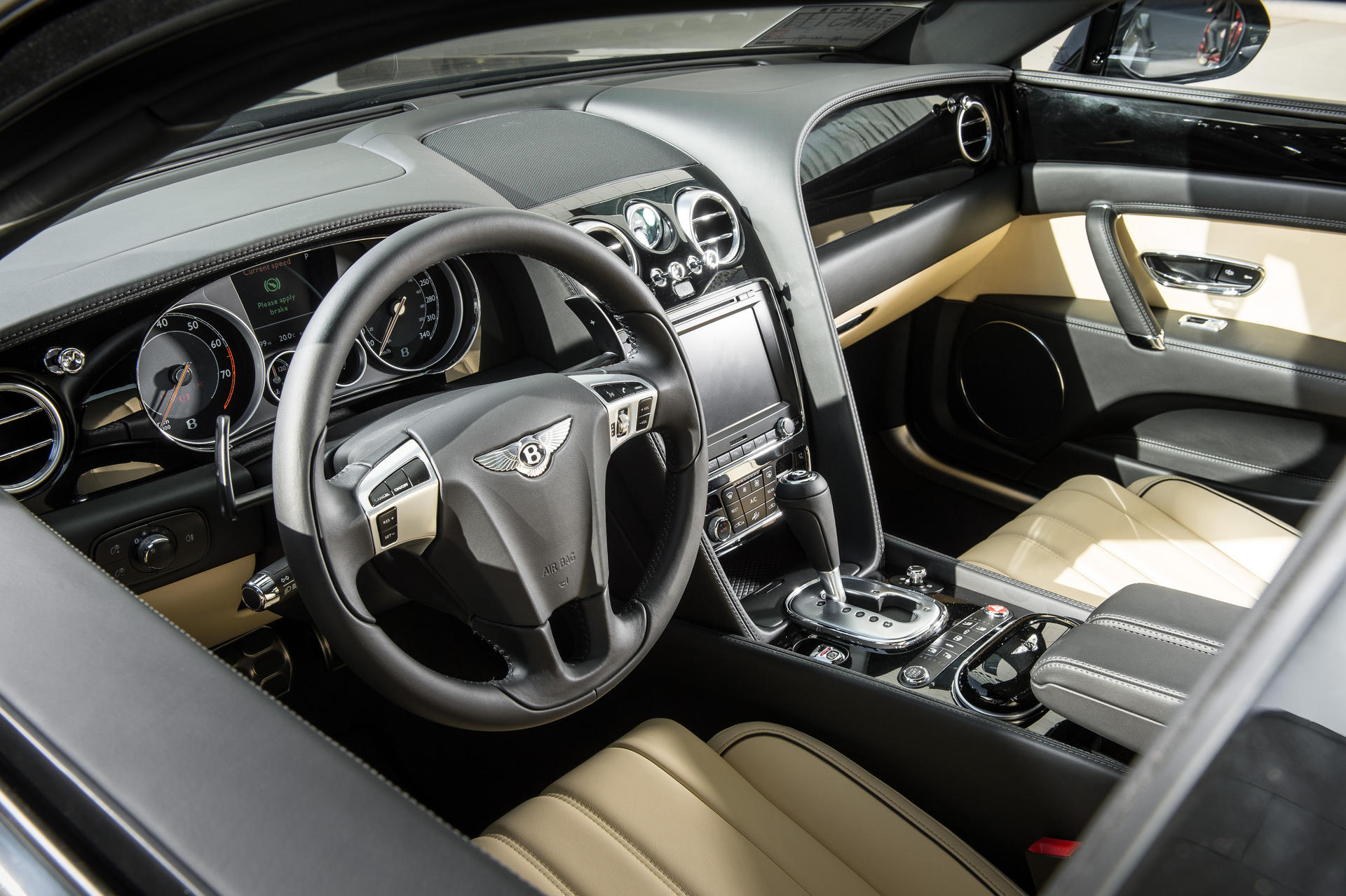 bentley 39 s flying spur an elegant evolution south china morning post. Black Bedroom Furniture Sets. Home Design Ideas
