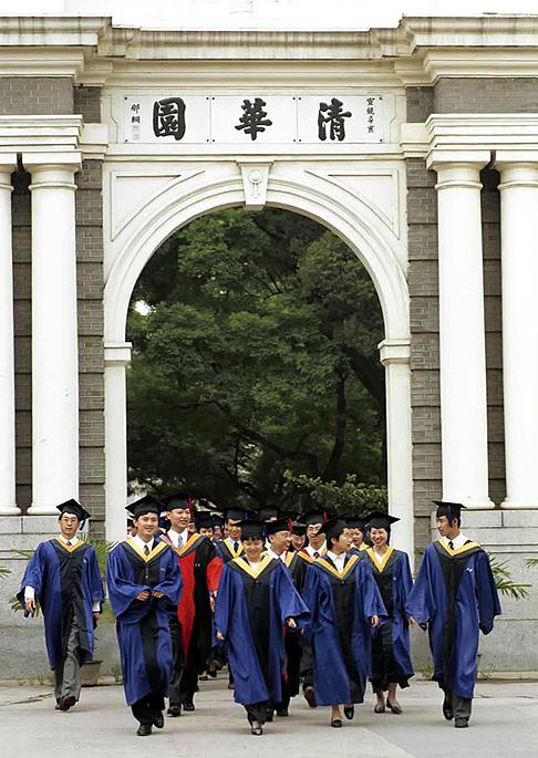 Image result for Tsinghua University, photos