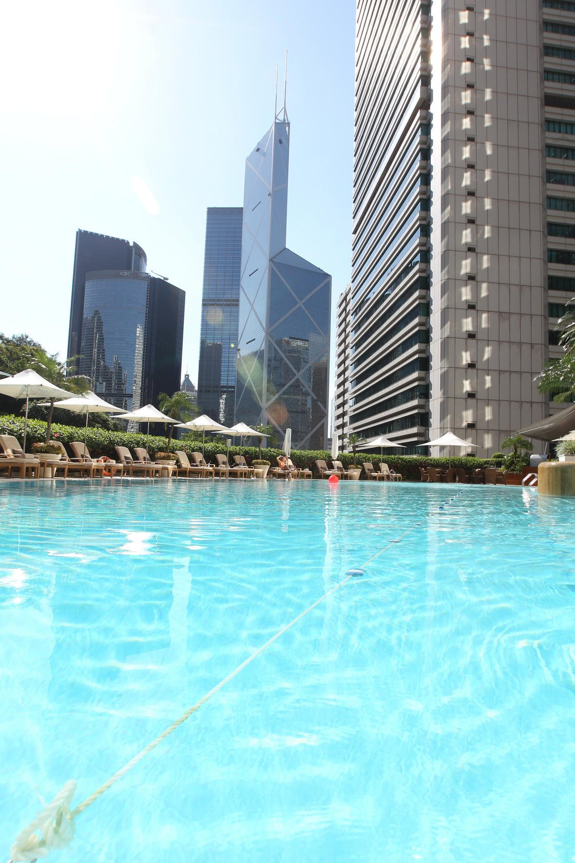 Boy dies at tropical islands swimming pool the local - The Swimming Pool At The Island Shangri La Photo Felix Wong