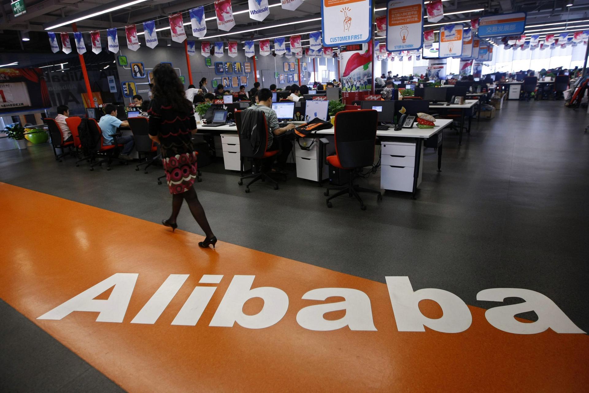 Alibaba drops share sale to revive hopes of a Hong Kong ... Alibaba