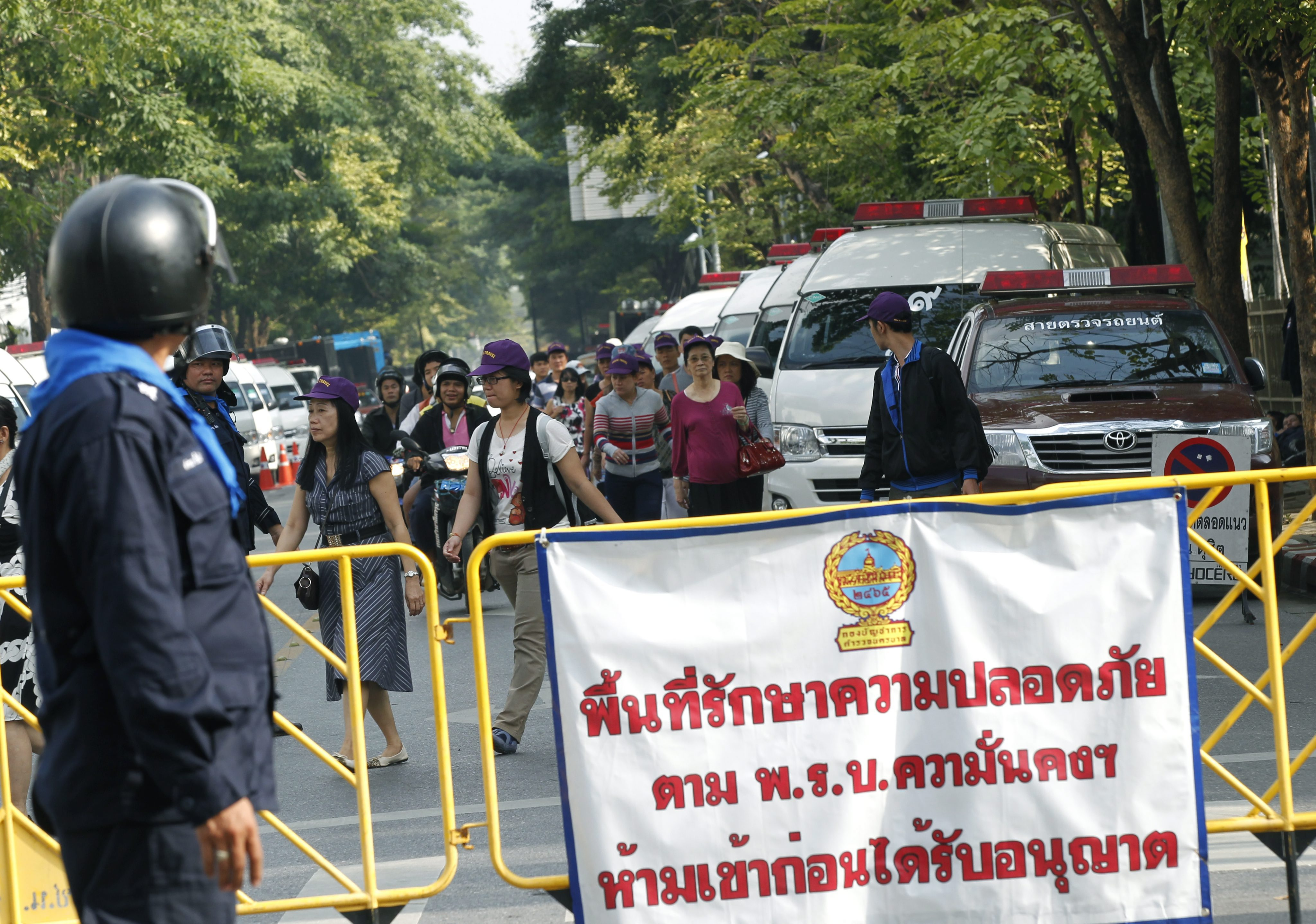 is thailand safe for tourists