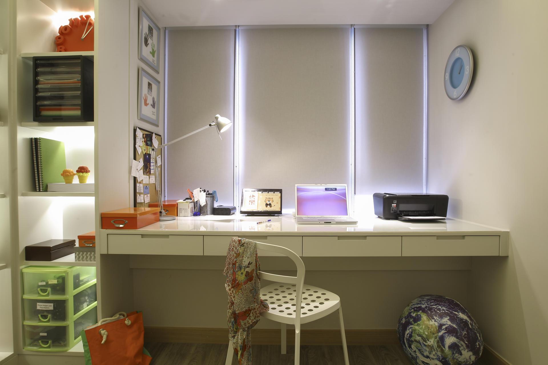 Furniture: bay window study table design ideas bay window ta.
