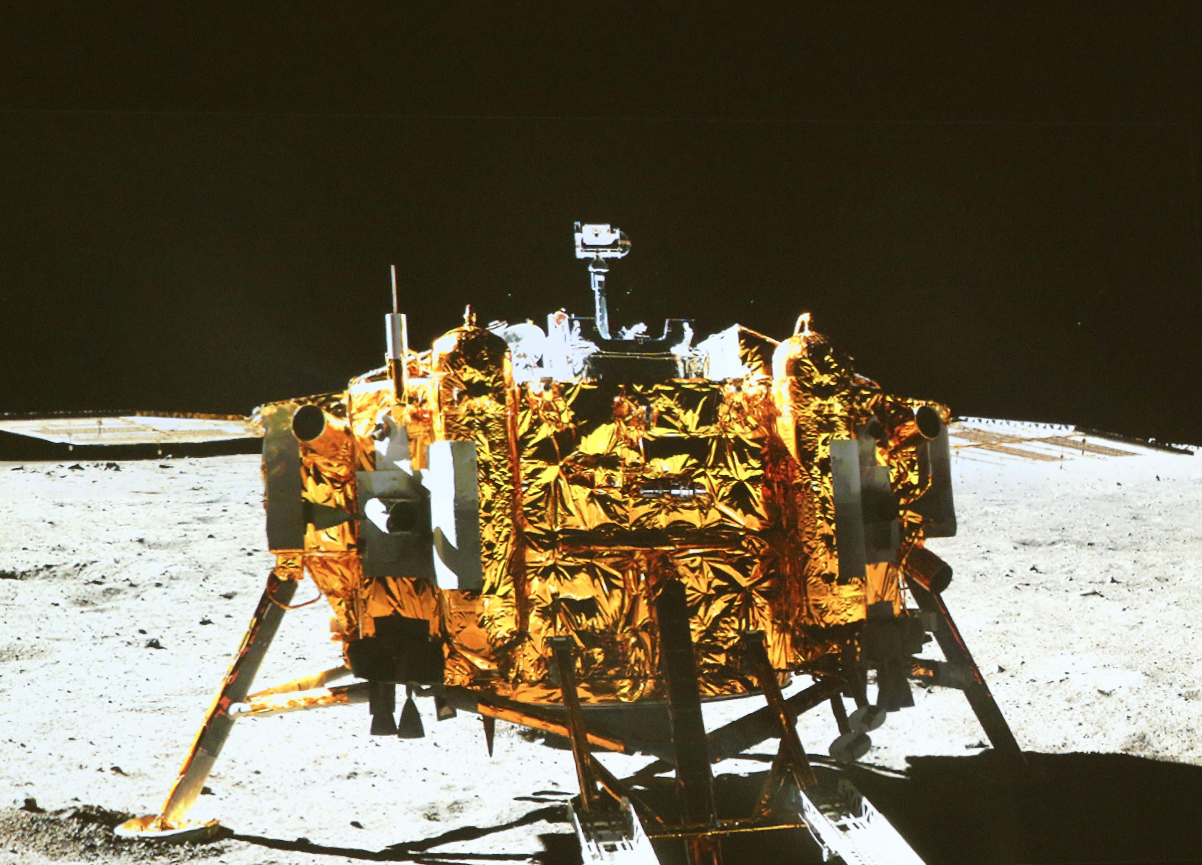 lunar landing in space - photo #39