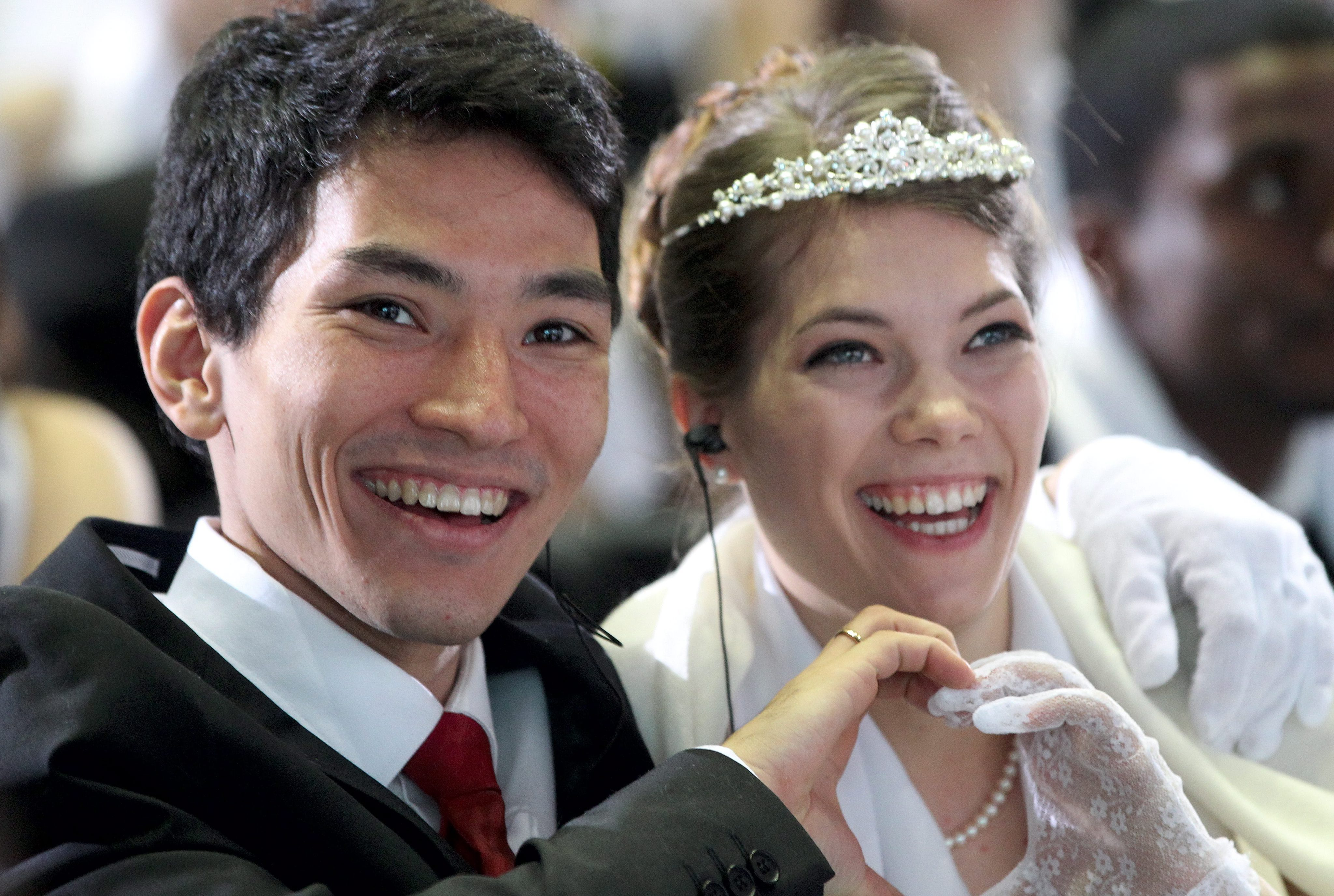 Korea many of the brides