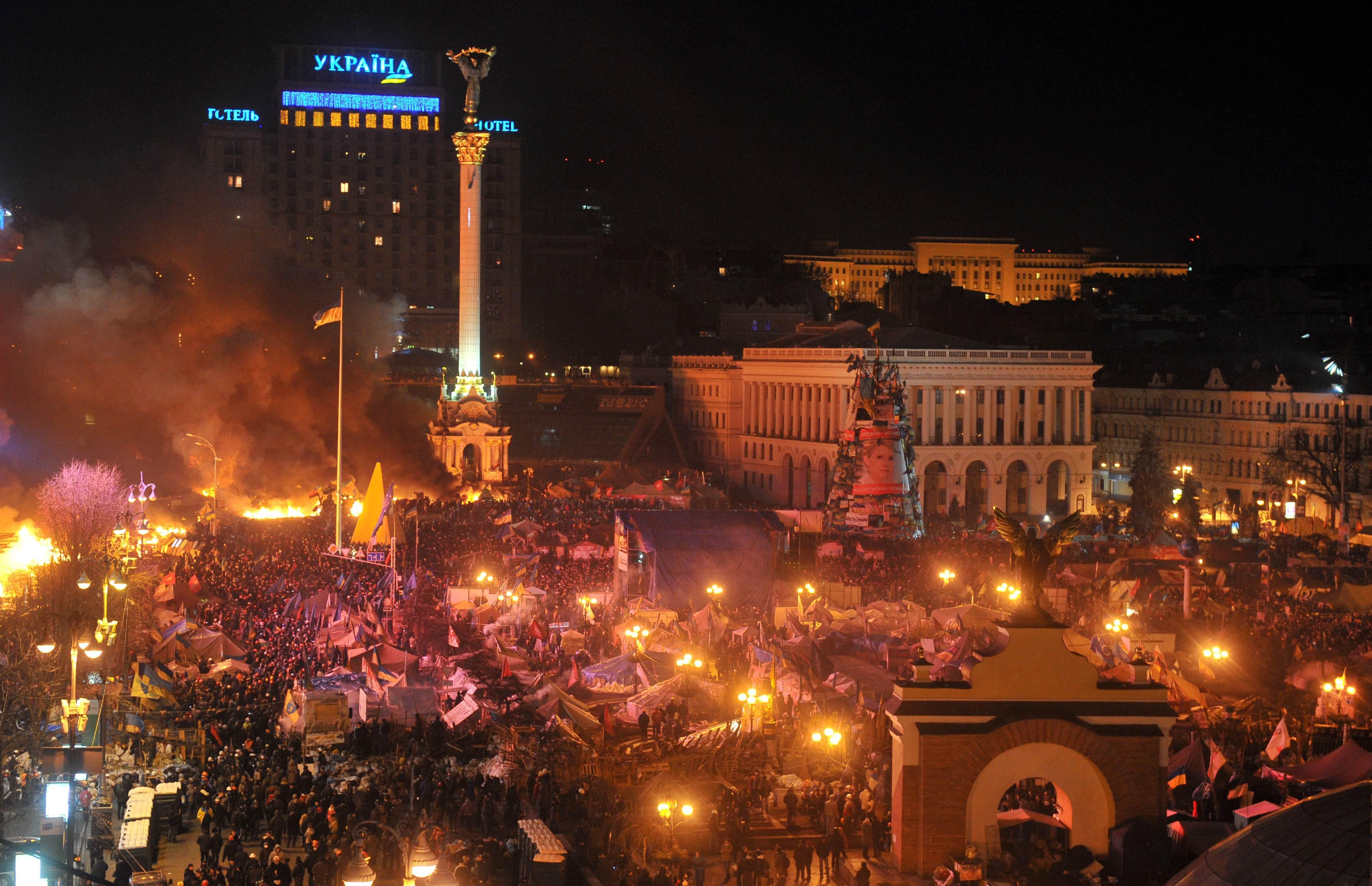 ukraine crisis Ukraine's pm warns of 'tough reforms .