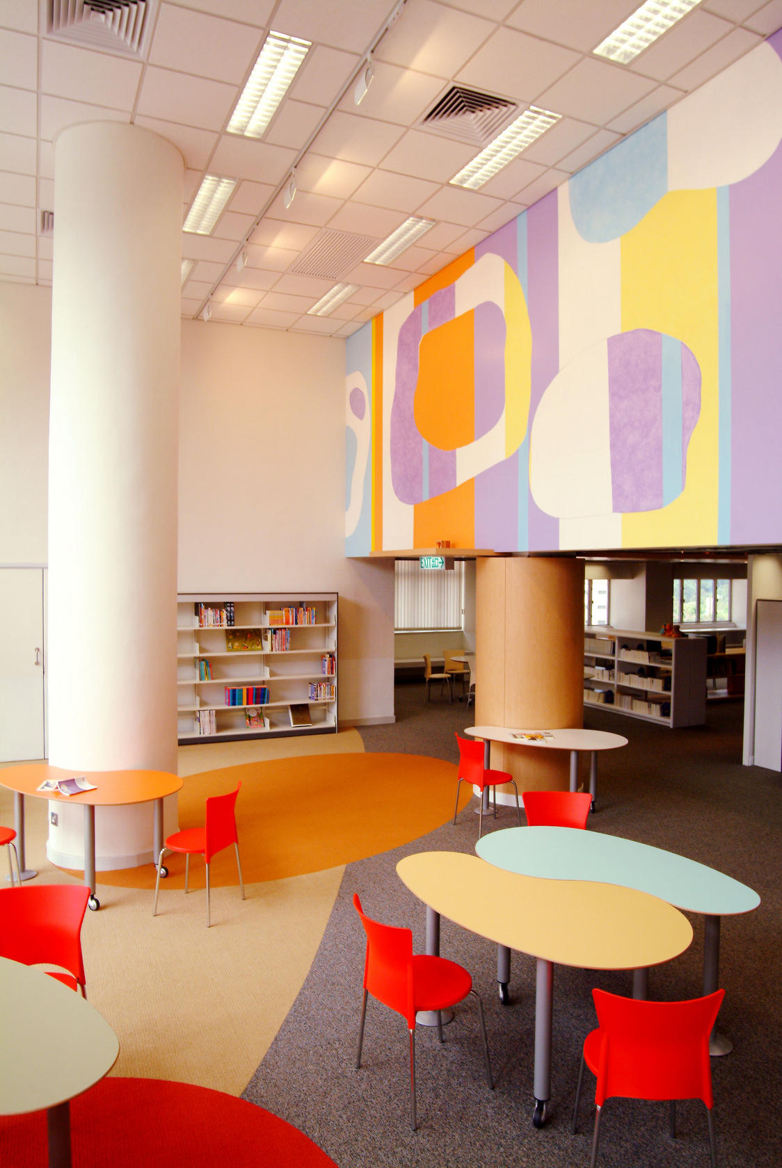 Early learning centres seek to inspire kids through Learn interior design