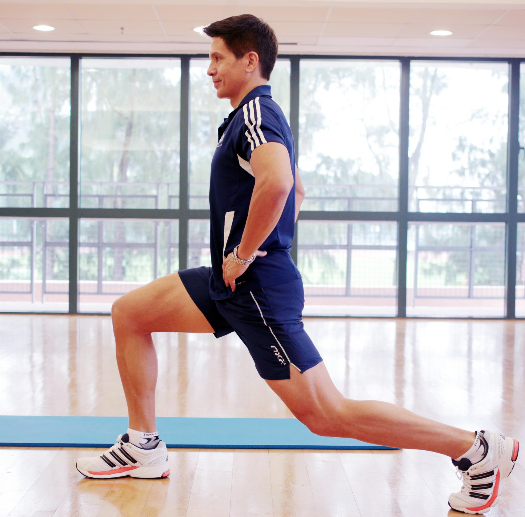 Lower Back Pain: Exercise Circuit