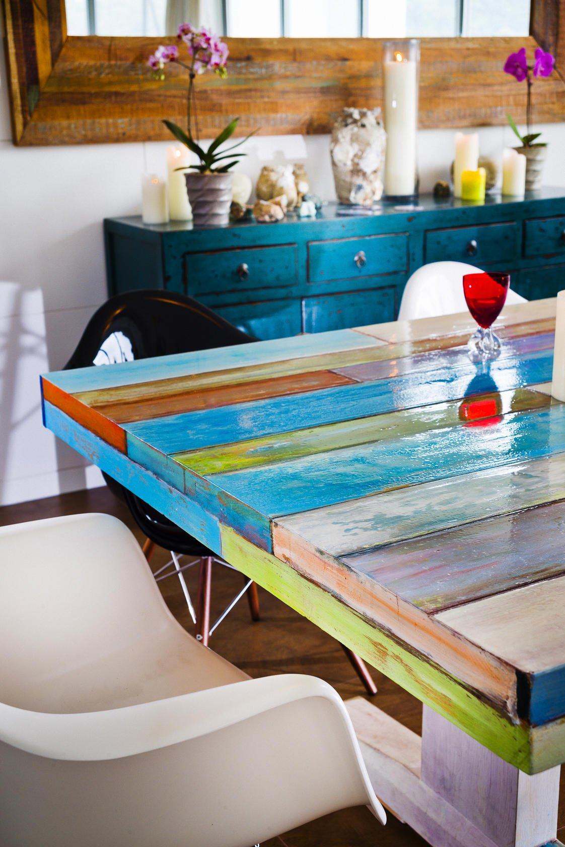 100 Tokyo Twist Glass Coffee Table