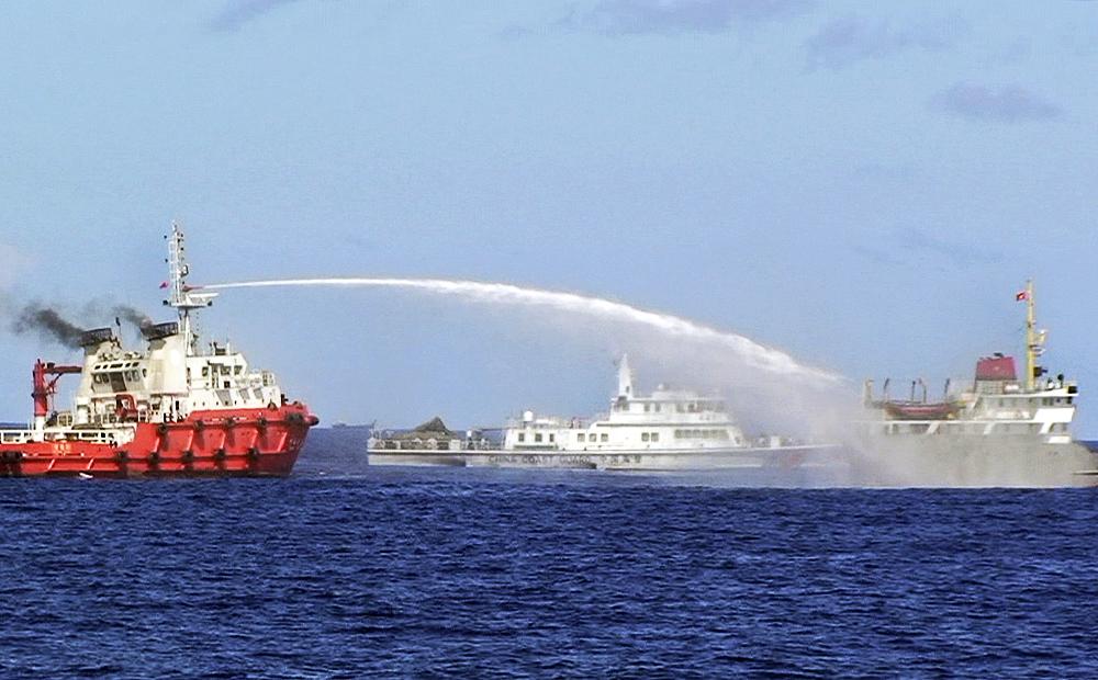 Should the U.S./EU Send Naval Observers to the South China Sea?