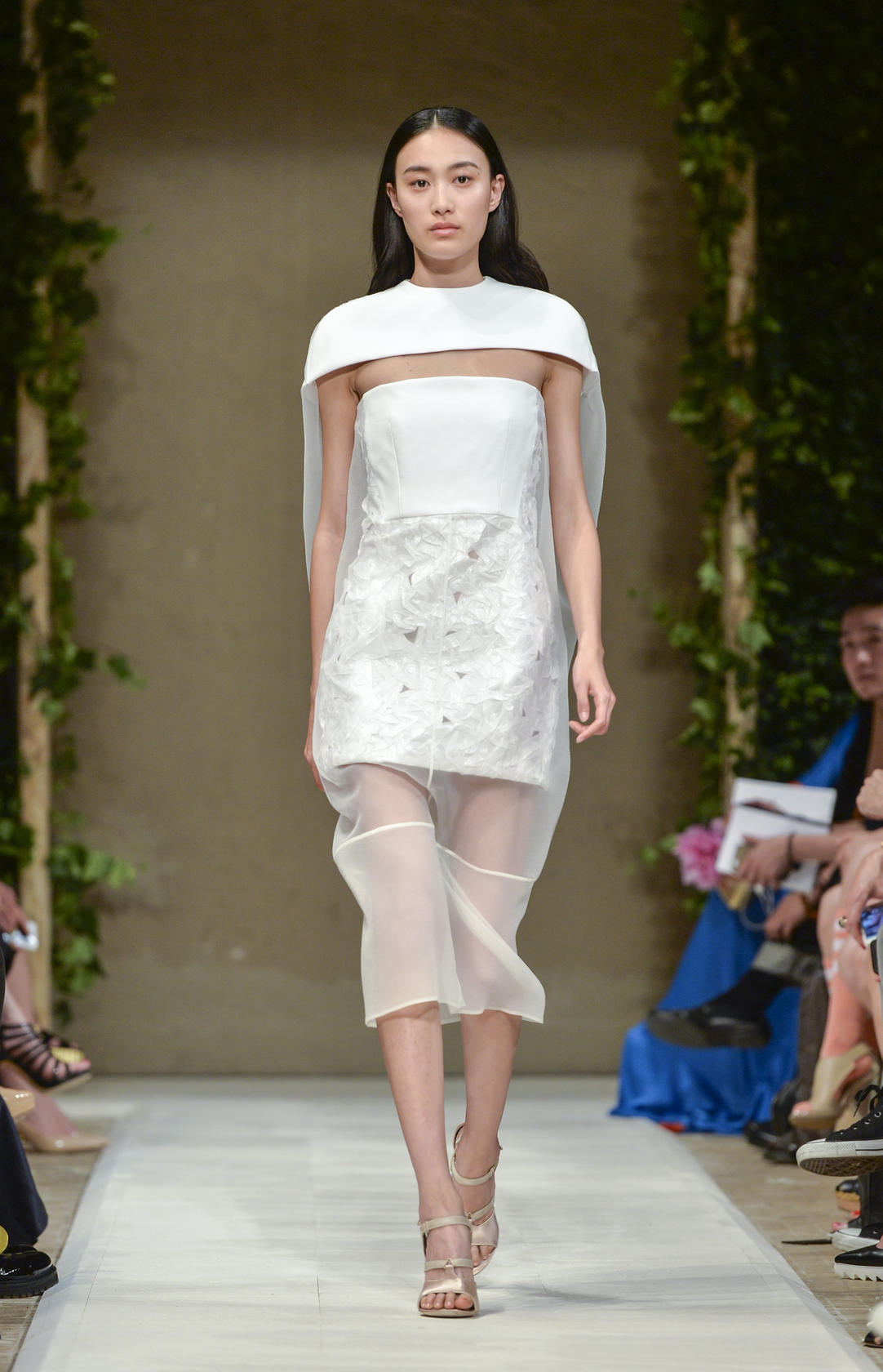 Balenciaga 39 s alexander wang brings american cool to haute for American haute couture