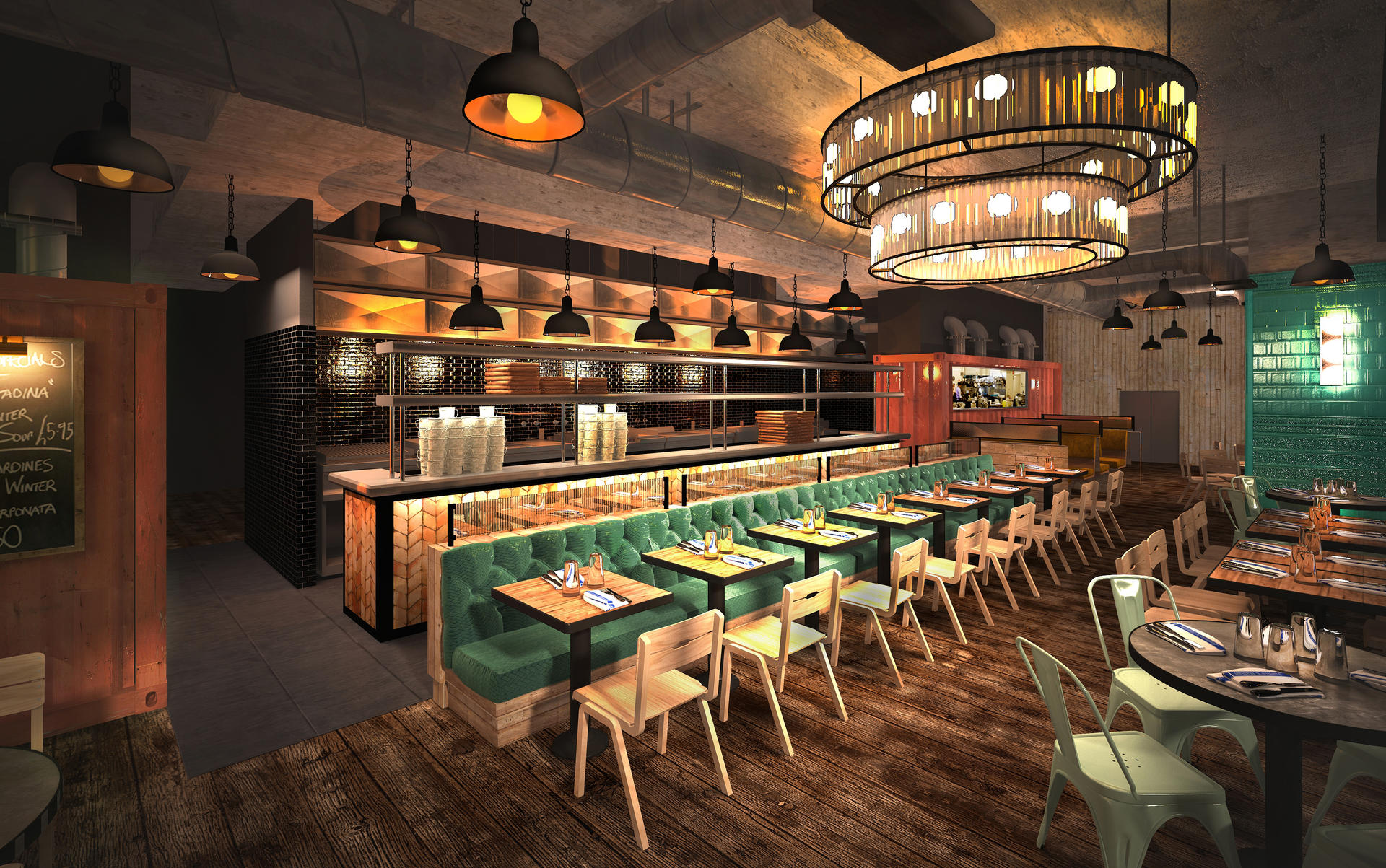 Will gordon ramsay and jamie oliver 39 s new hong kong for The italian kitchen restaurant