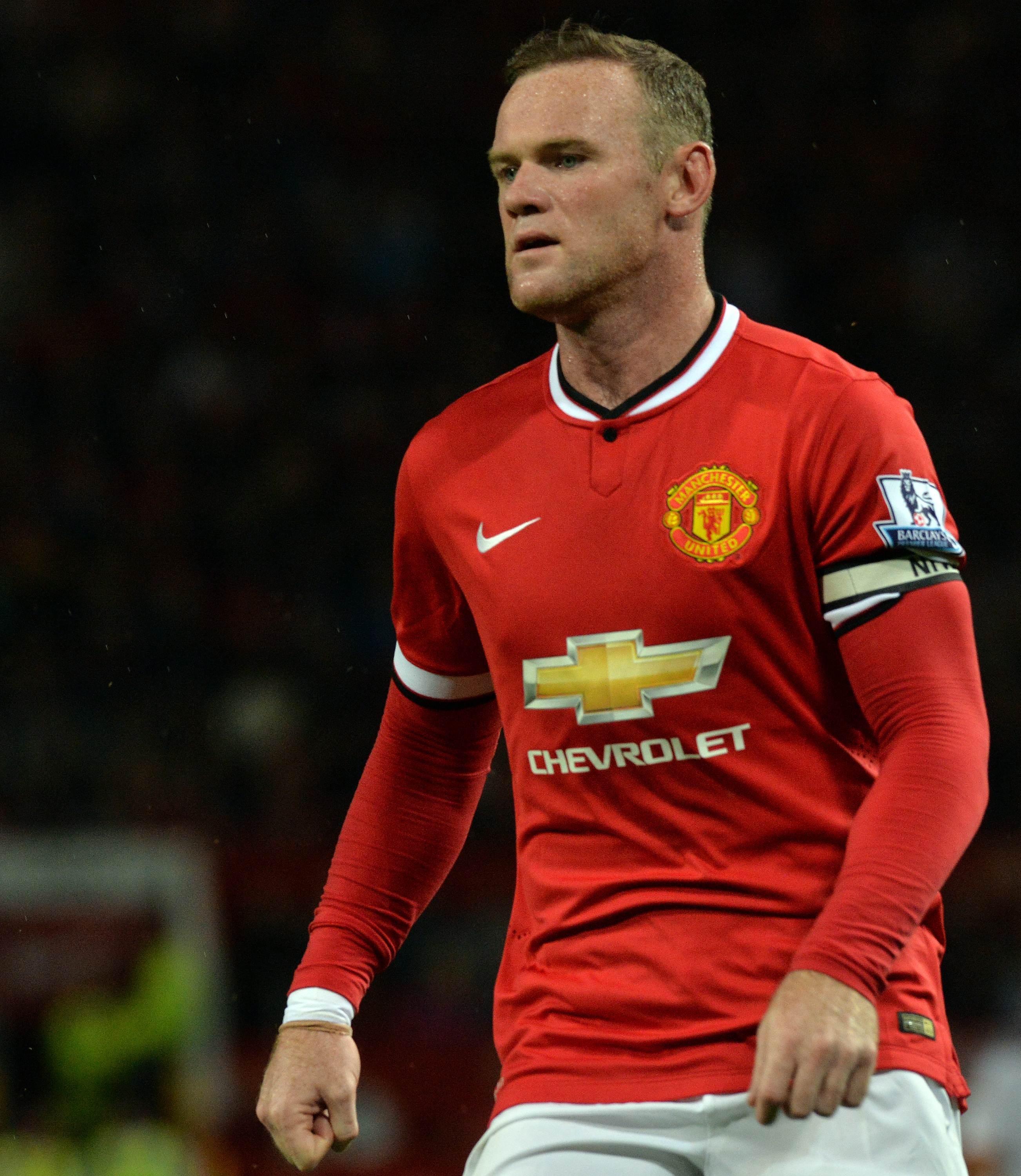 Wayne Rooney Captain Wayne Rooney will captain Manchester United this season South China