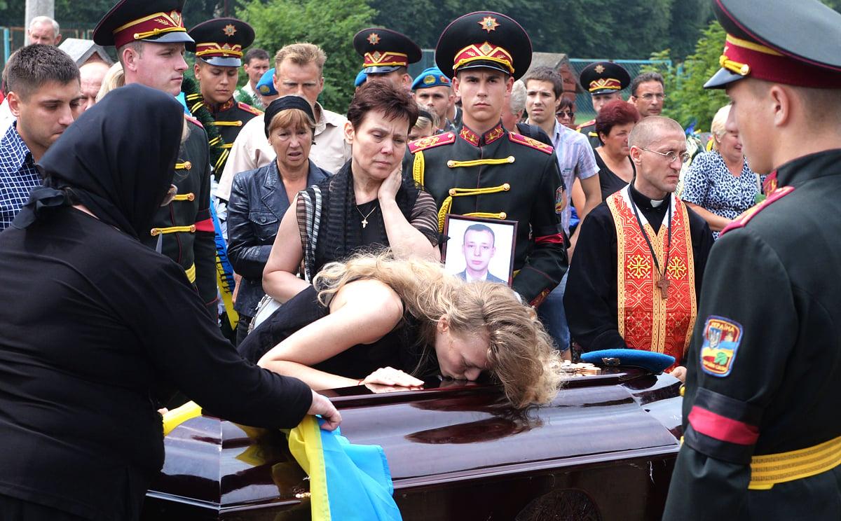 Death in ukrainian women