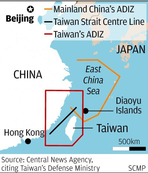 Taiwan Scrambles Fighter Jets After PLA Spy Planes