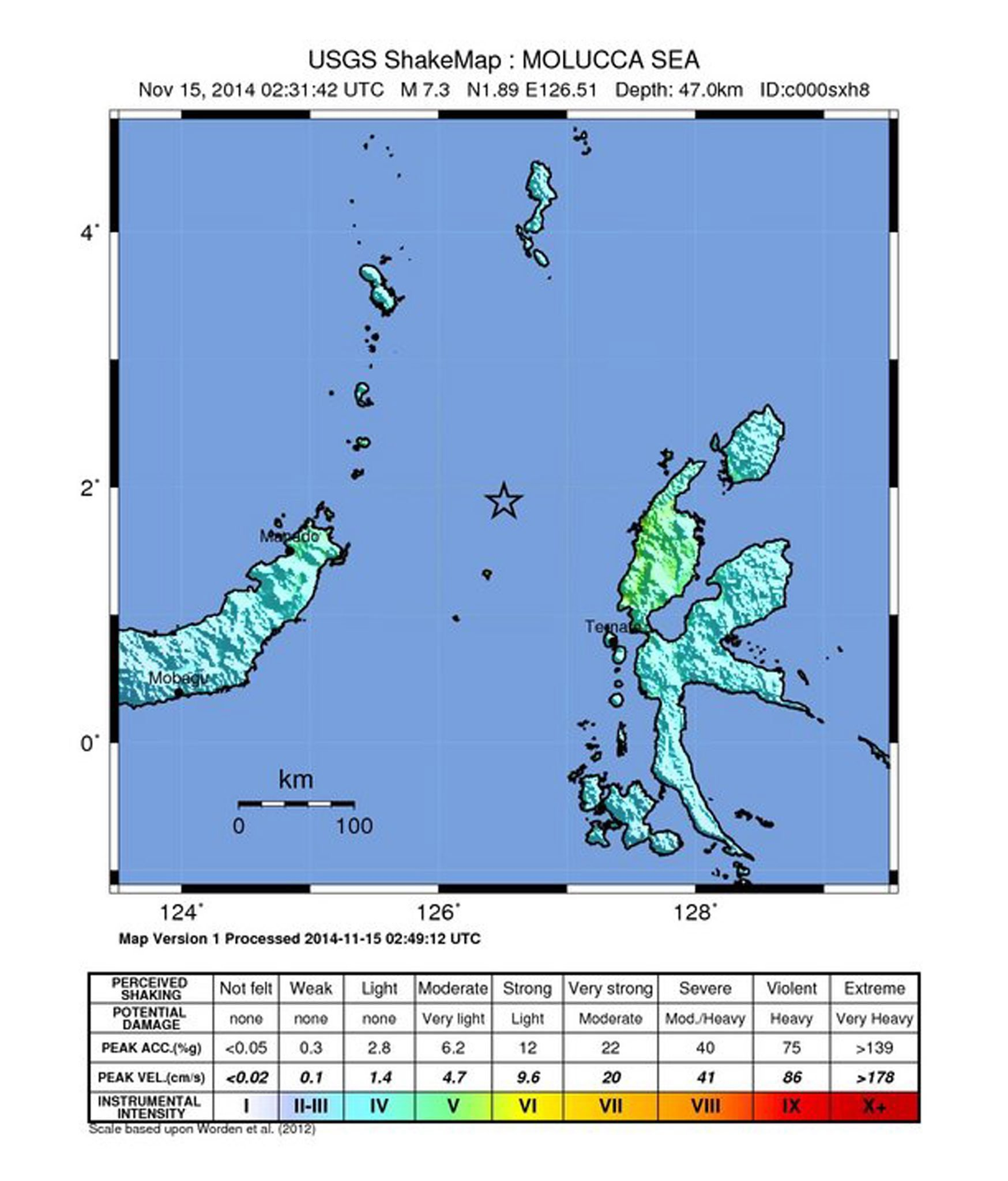 Tsunami Waves Detected In Pacific After Magnitude  Earthquake