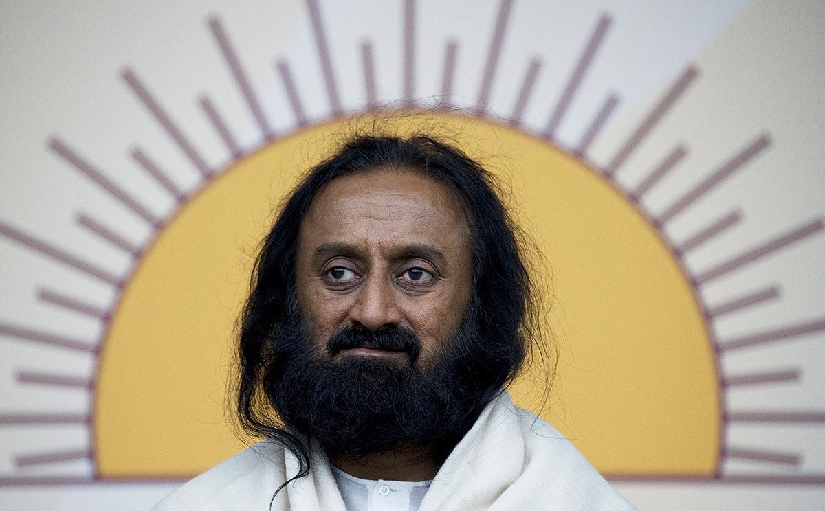 Indian Leader Photos Photo Afpthe Spiritual Leader