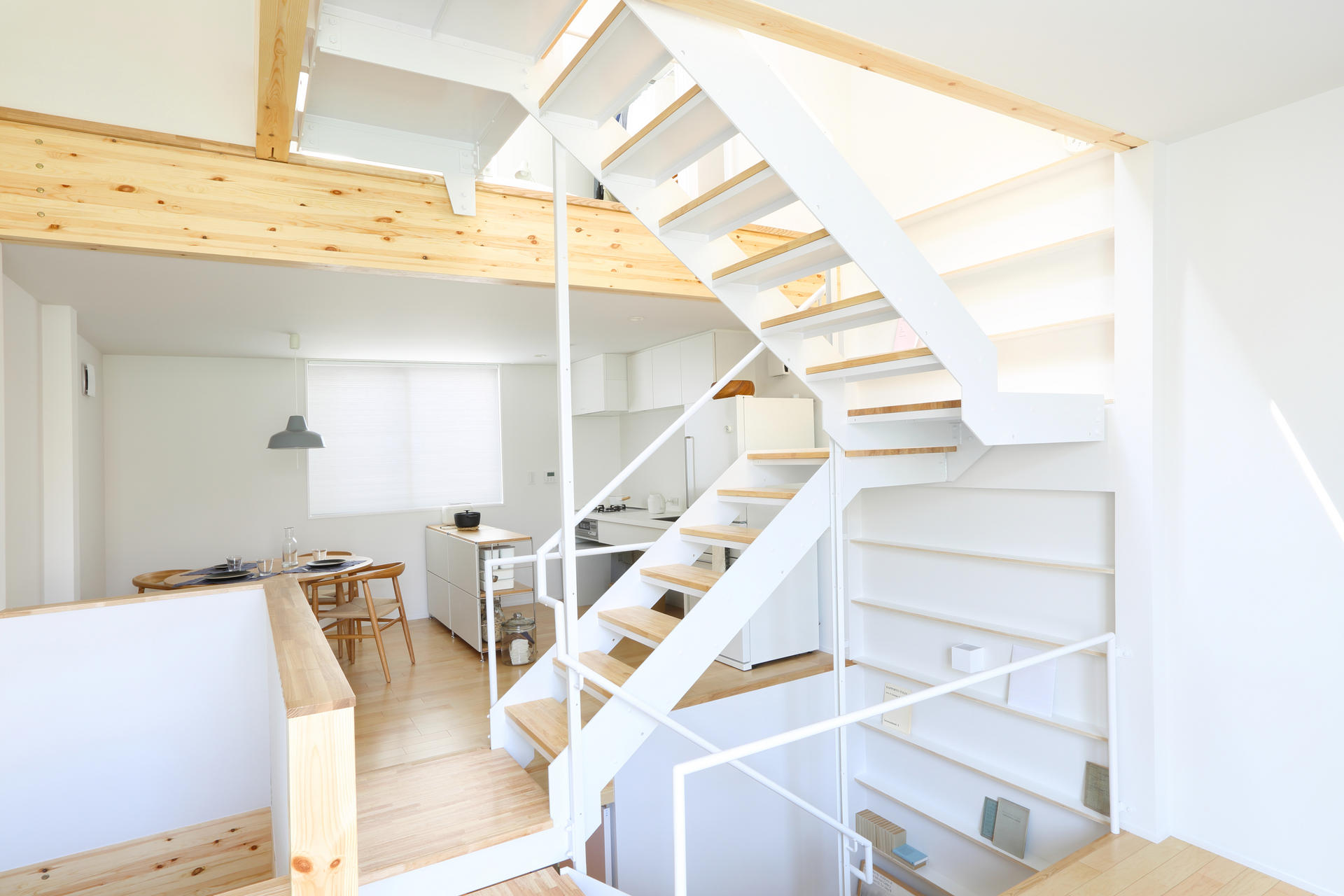 Muji Makes Room For Style In Award winning Vertical House
