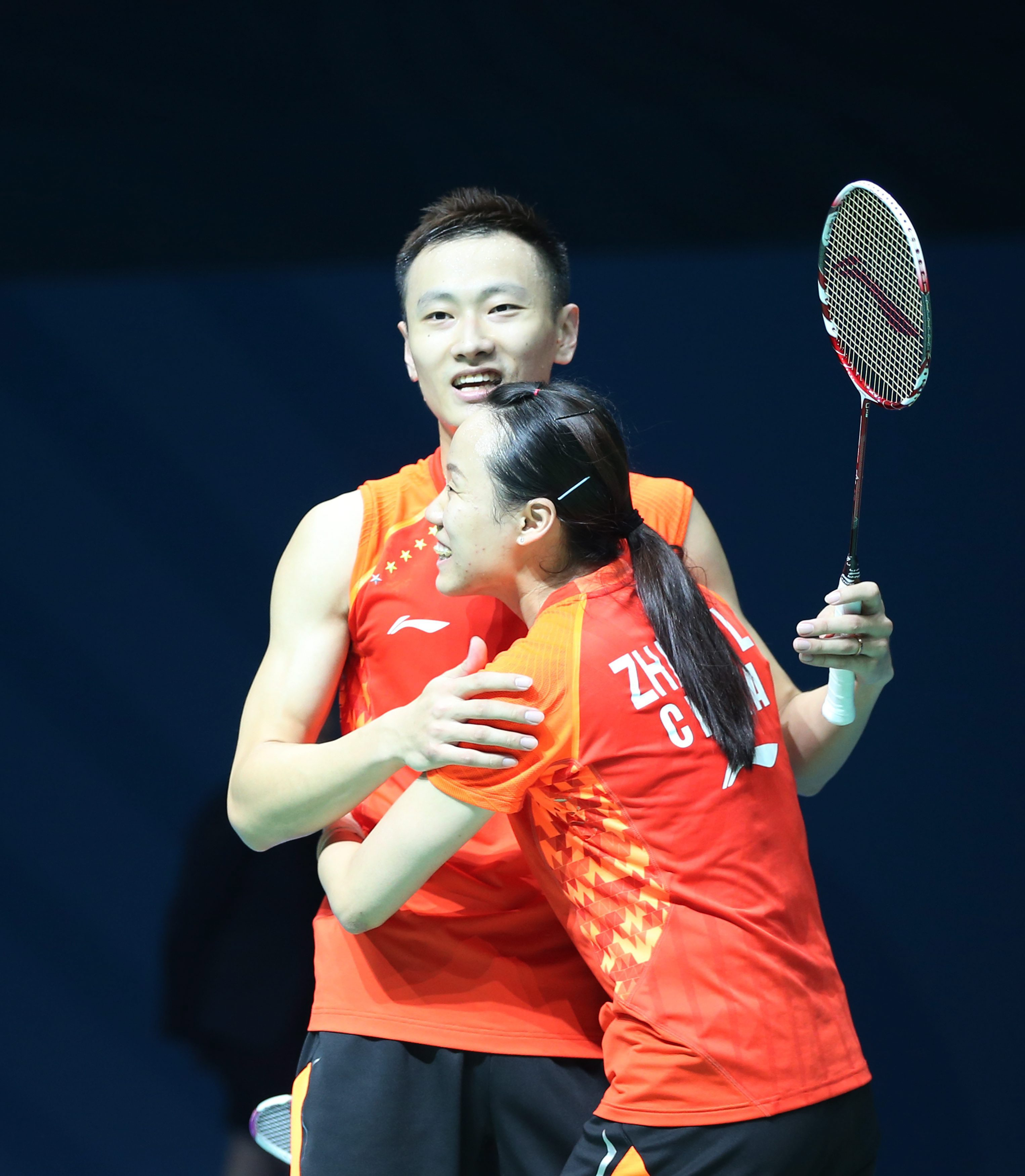 Chen Long ends 2014 with victory in World Superseries Finals