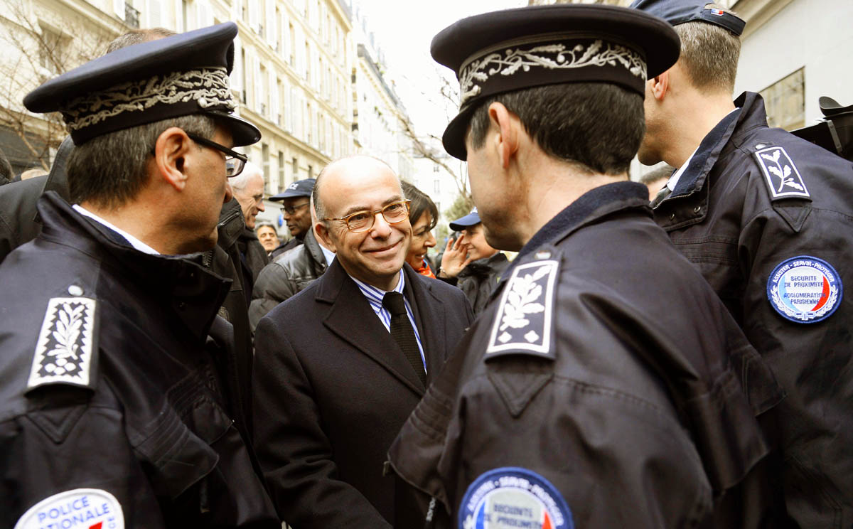 Jew Detector: France To Deploy 15,000 Troops, Police To Boost Security