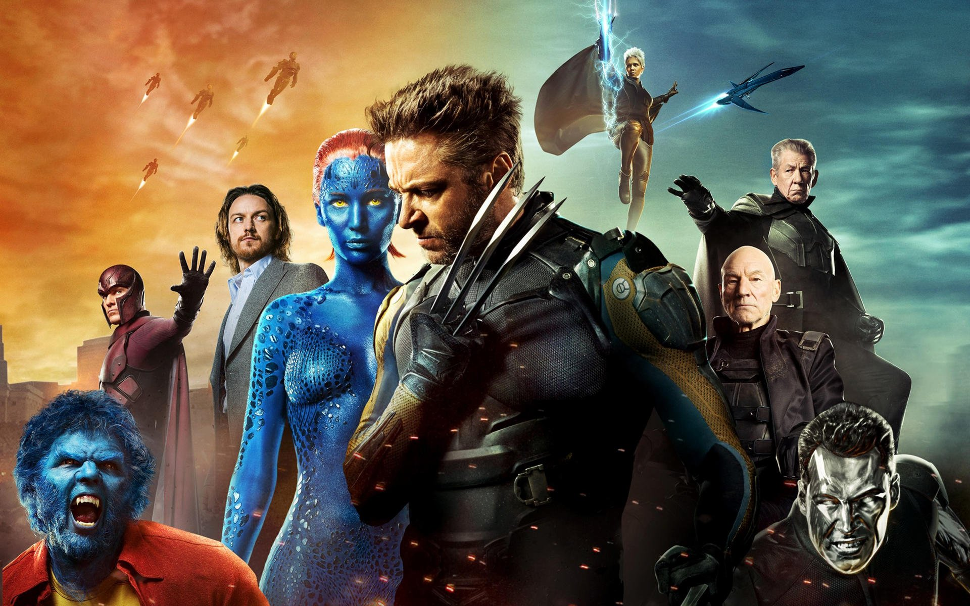 Hong Kong visual effects firm behind X-Men nominated for an Oscar ...