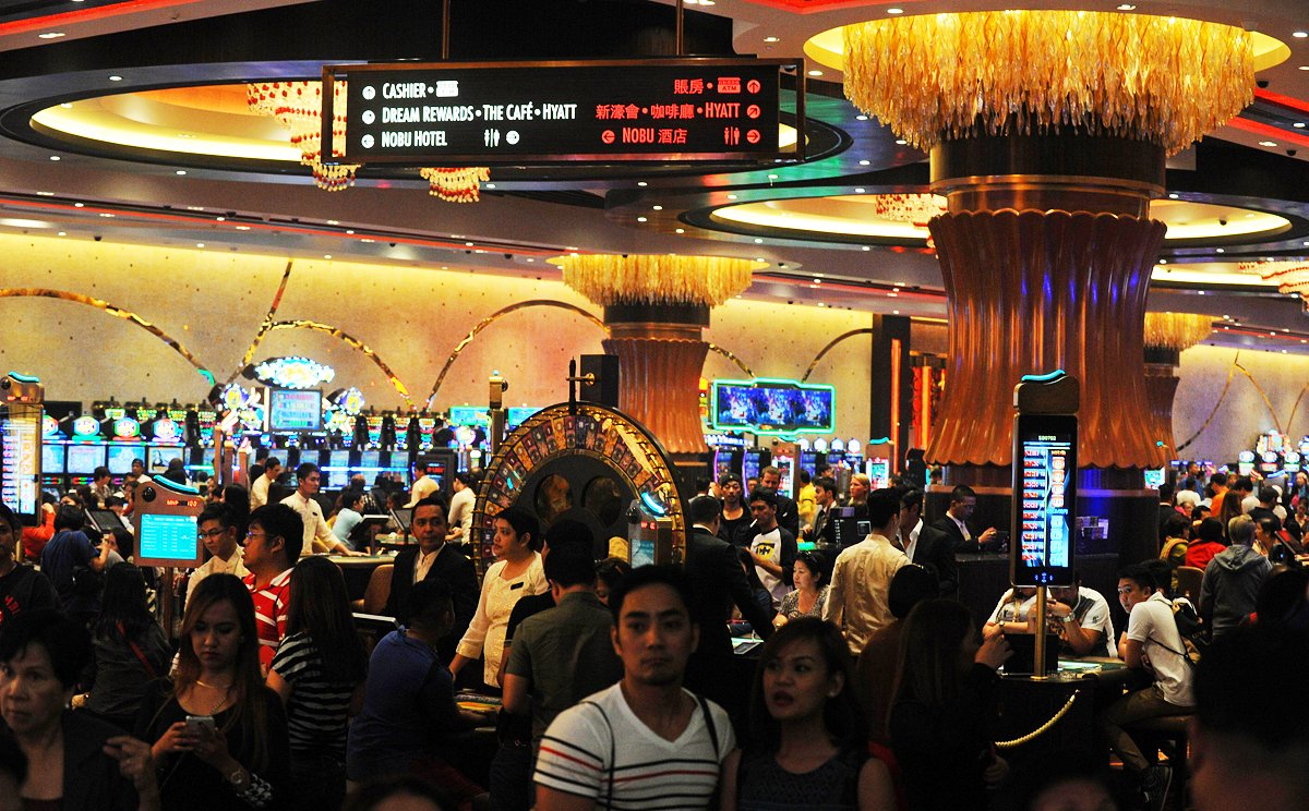 online casino jobs in makati