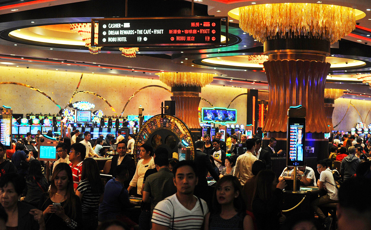 casino gambling in the philippines