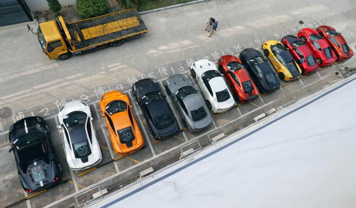 Hong Kong Luxury Car Owners Arrested In Shenzhen In China S Biggest