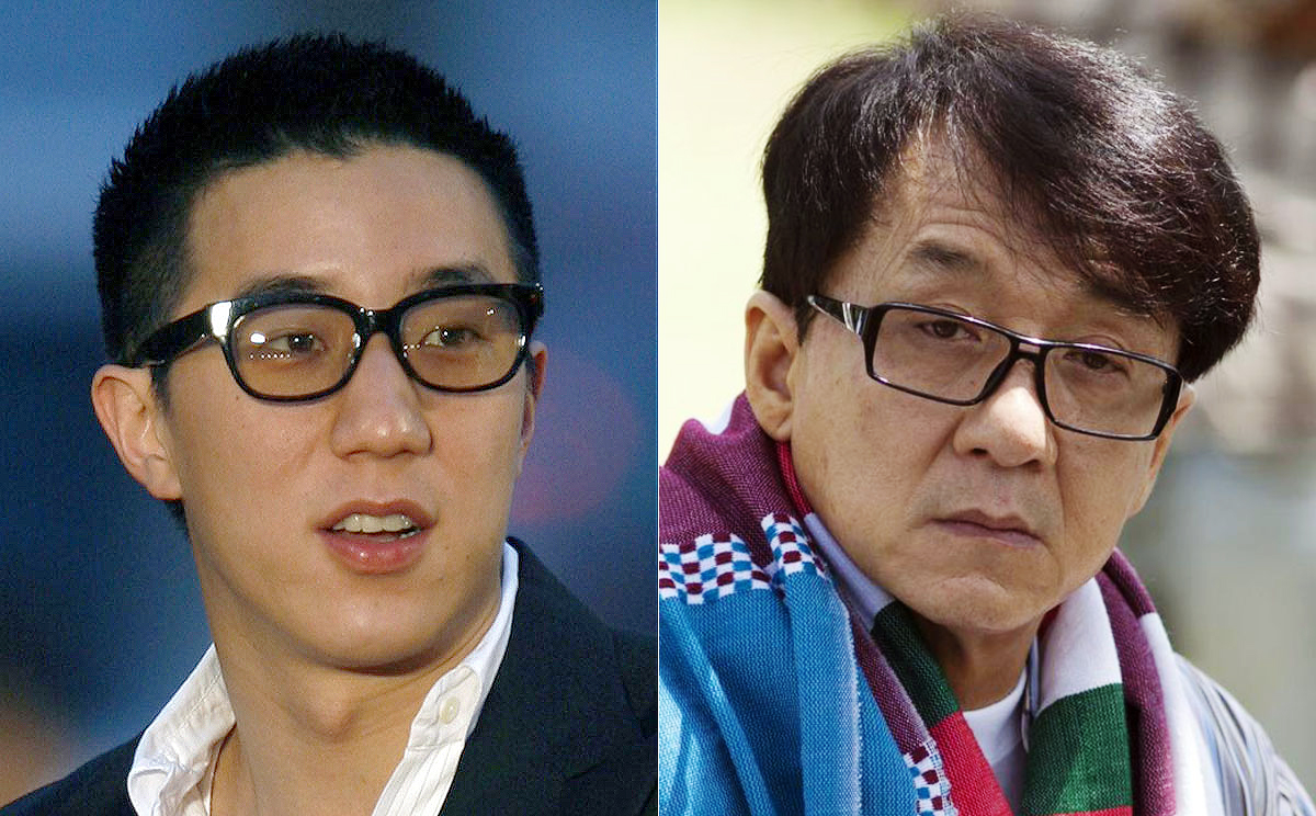 Jackie Chan will not help his addicted son