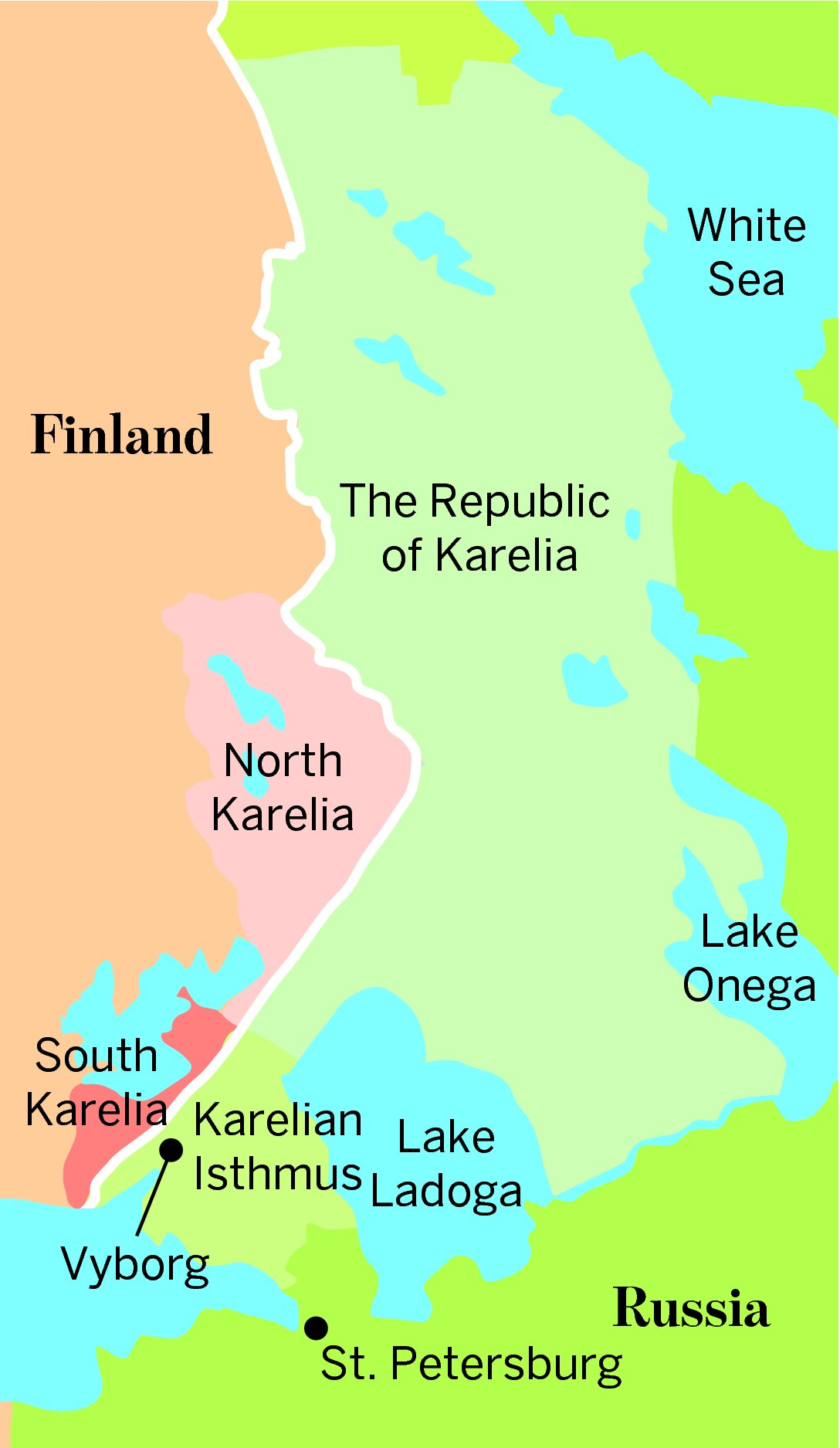 Russian karelia looks to the past and future post magazine the ensuing conflicts the winter war 1939 40 and continuation war 1941 44 between finland and the soviet union saw some of the bloodiest battles of gumiabroncs Choice Image