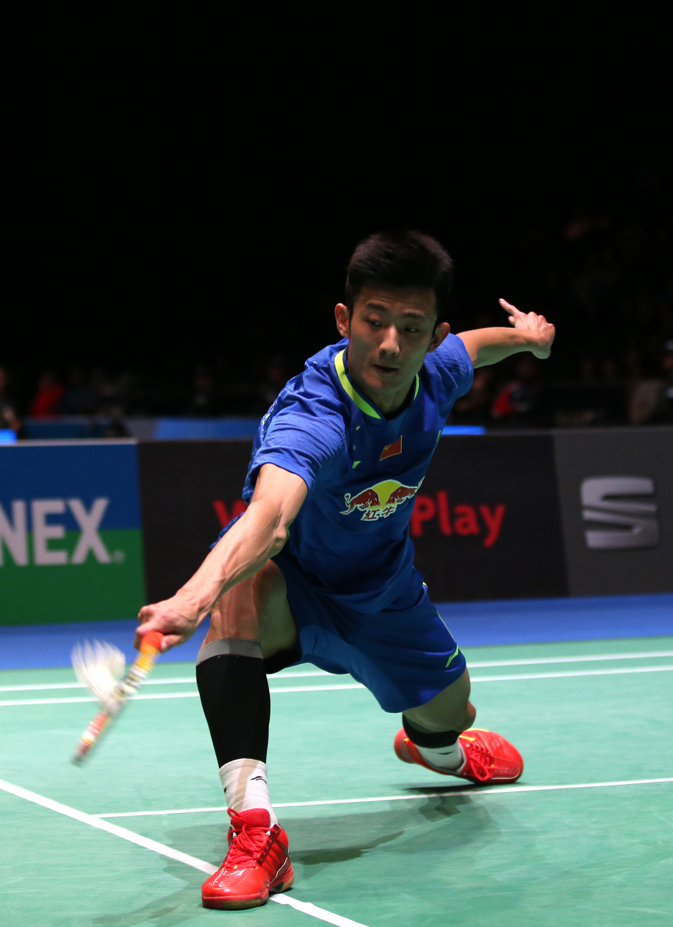 Lin Dan and Chen Long to face off in All England semis