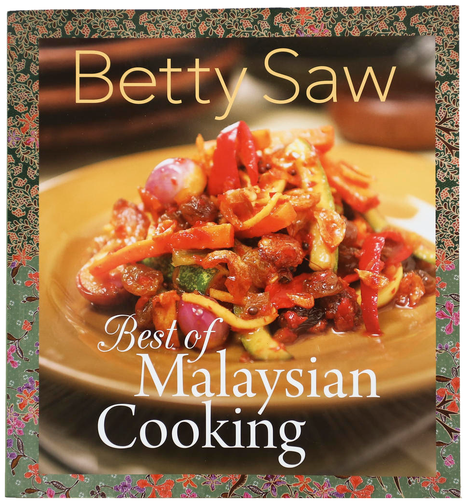 Food book best of malaysian cooking by betty saw post magazine this book will leave you craving a malaysian meal even though the food styling and photos make some of the dishes look extremely unappetising forumfinder Image collections