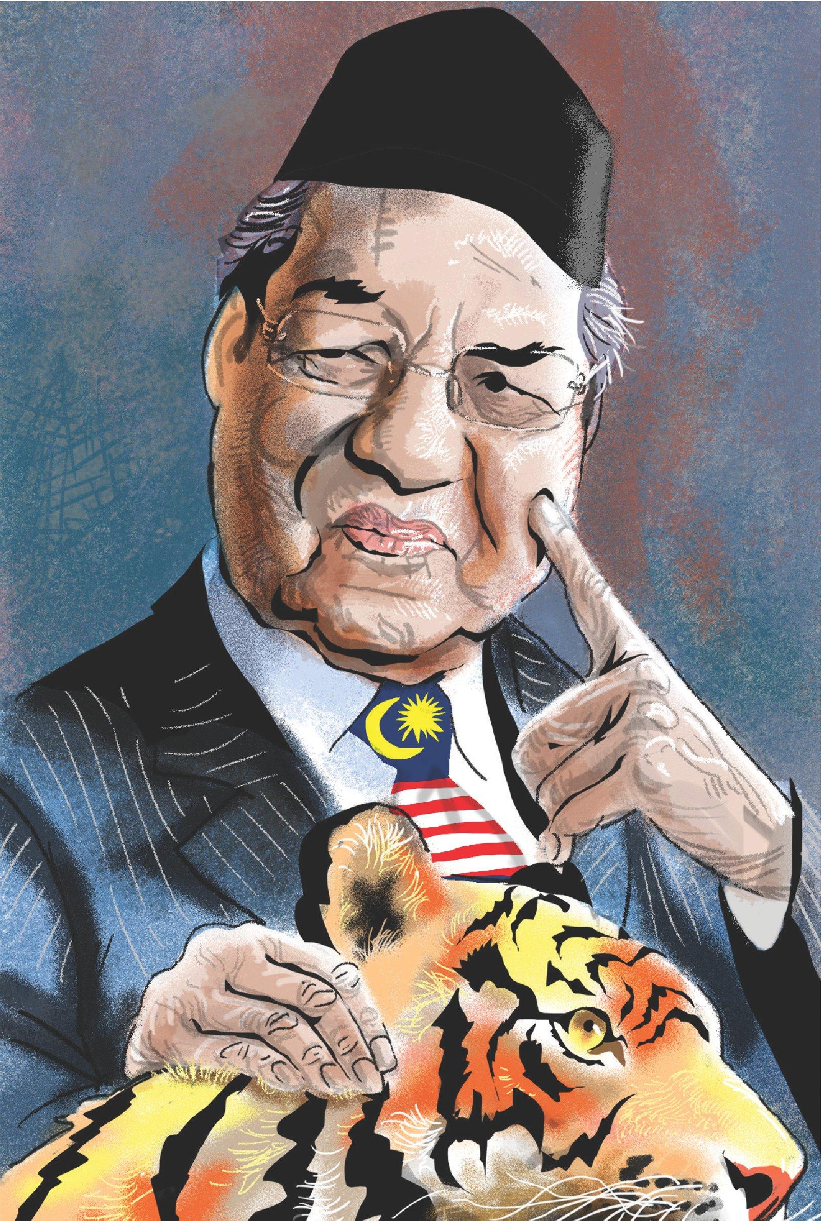 dr Mahathir Lee Kuan Yew Singapore's Lee Kuan Yew