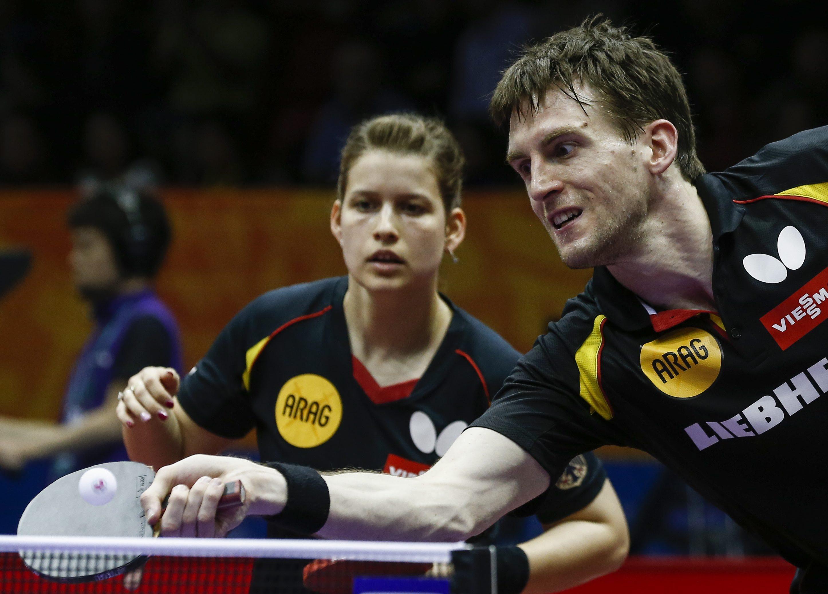 China Table Tennis World