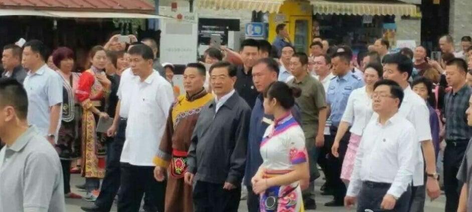 Hu jin tao wife sexual dysfunction