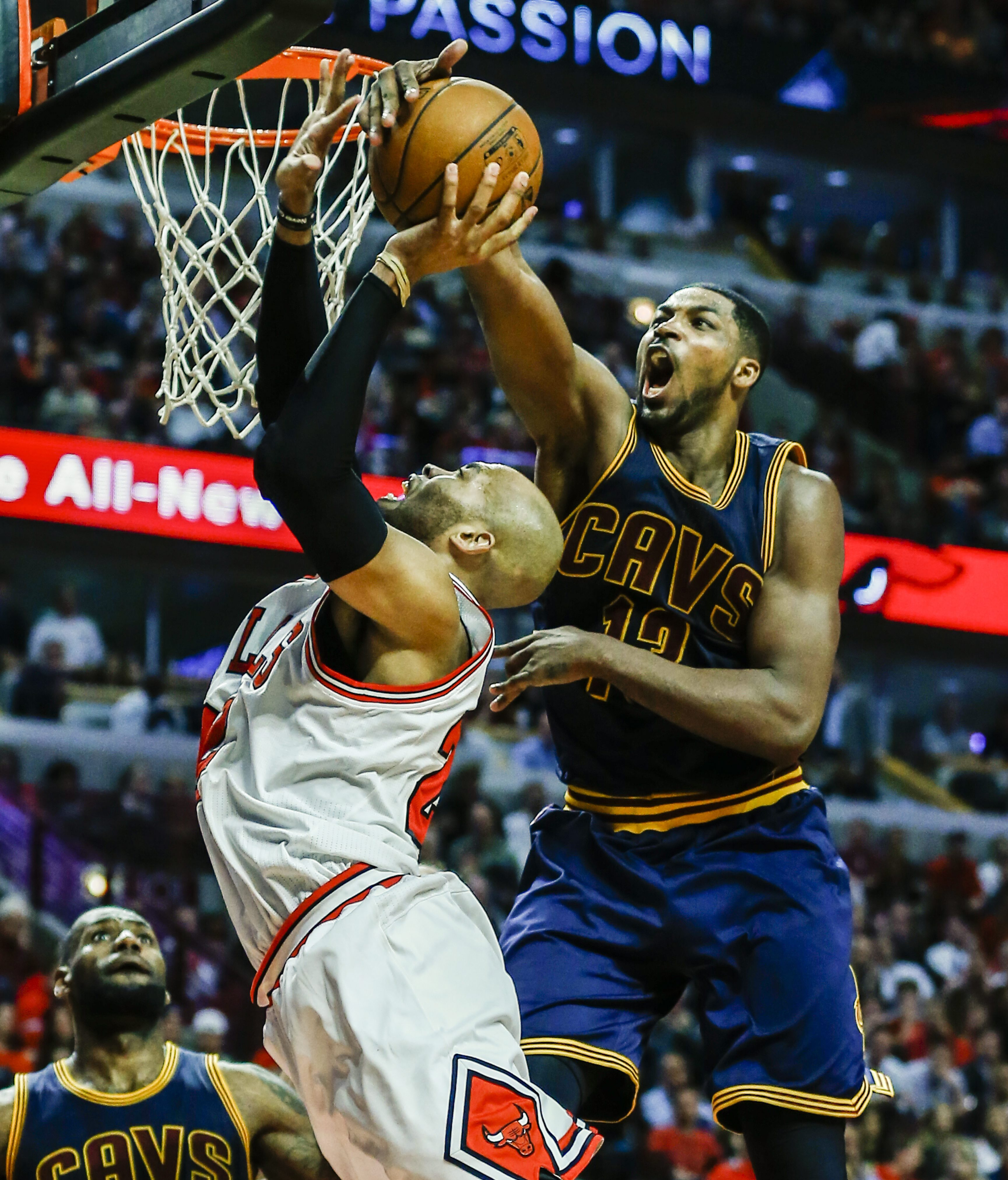 Cavaliers head to Eastern finals after dumping out Bulls ...