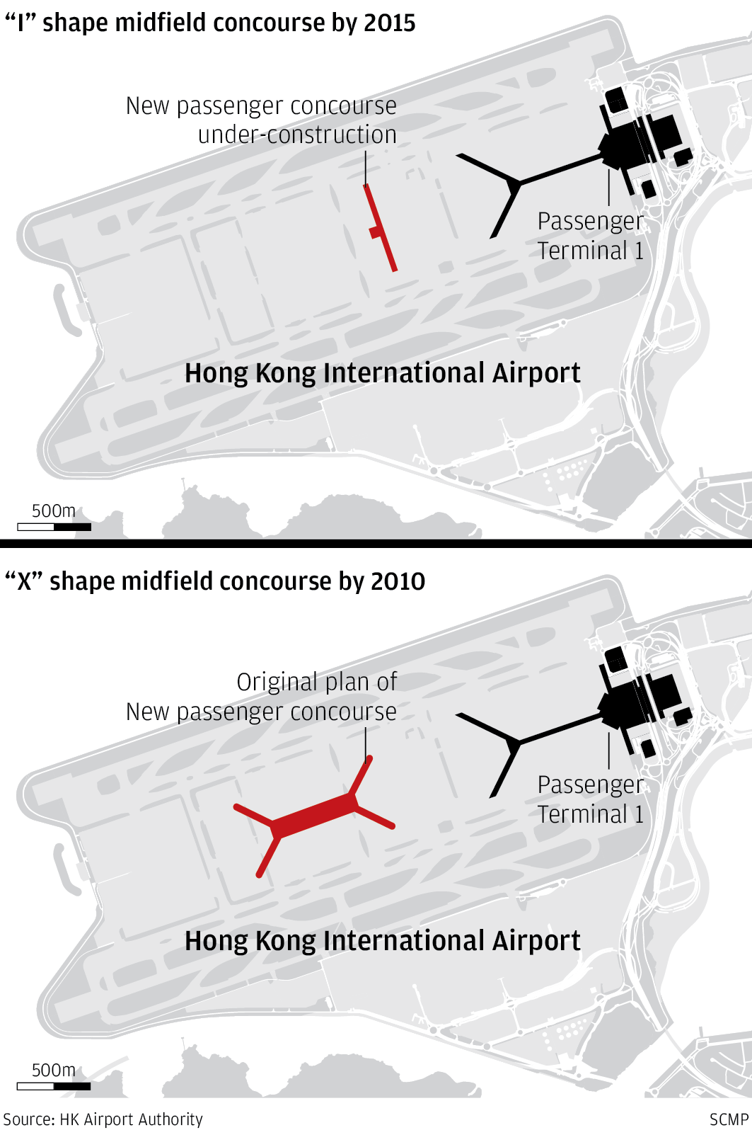 Airport chaos could have been avoided if Hong Kong had adopted X ...