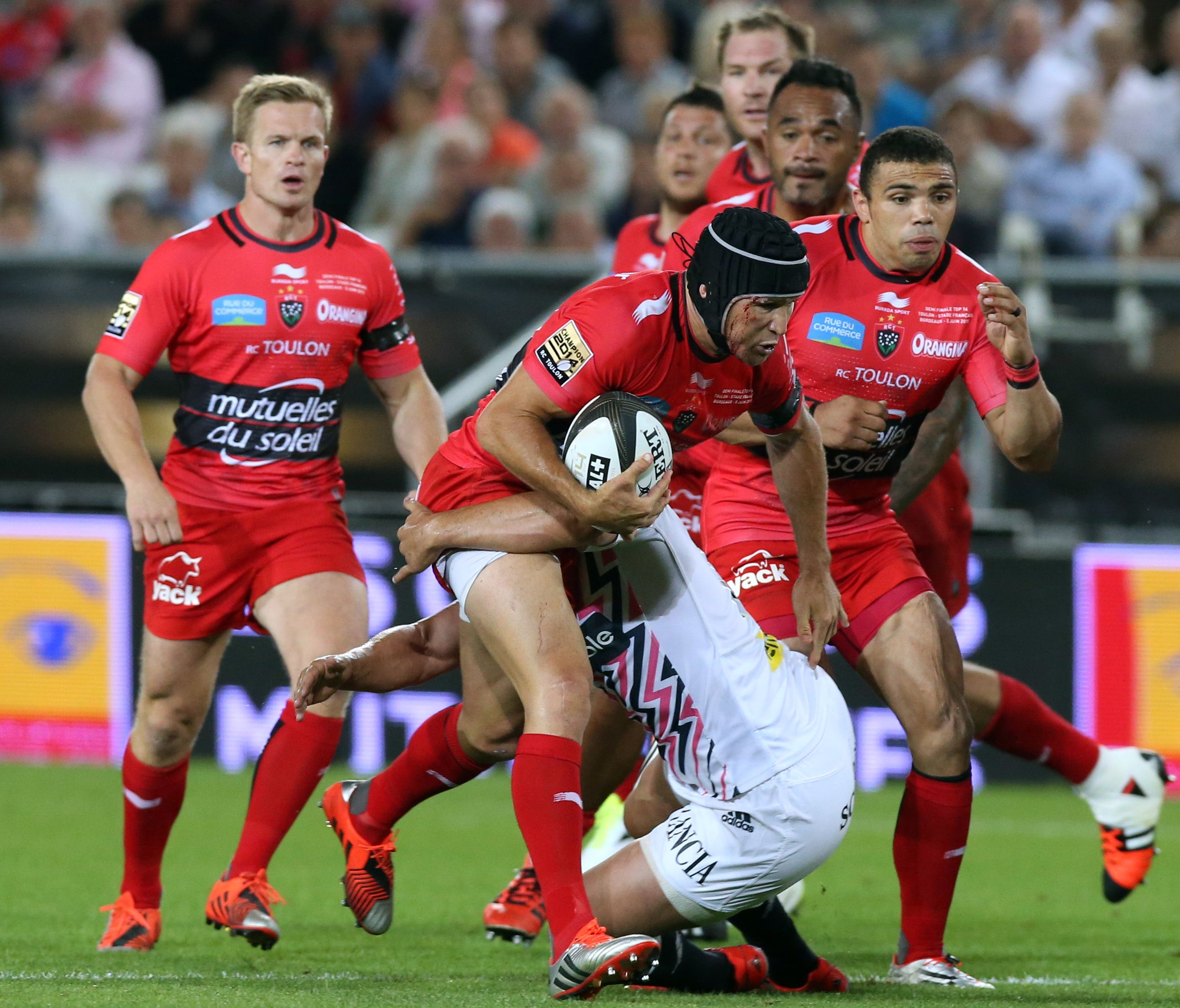 Rugbyu Fra Top Toulon