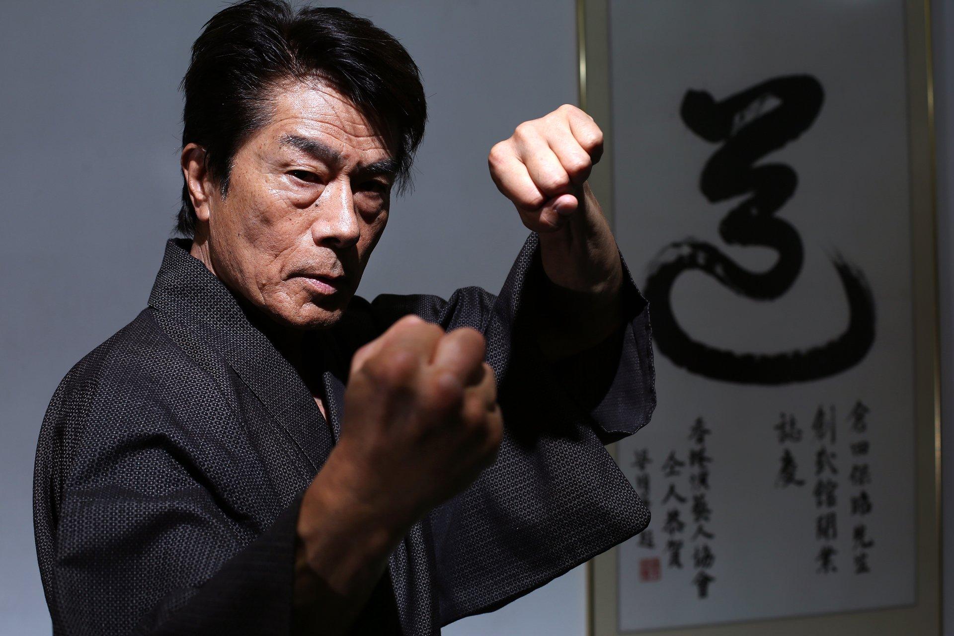 Martial actors asian arts