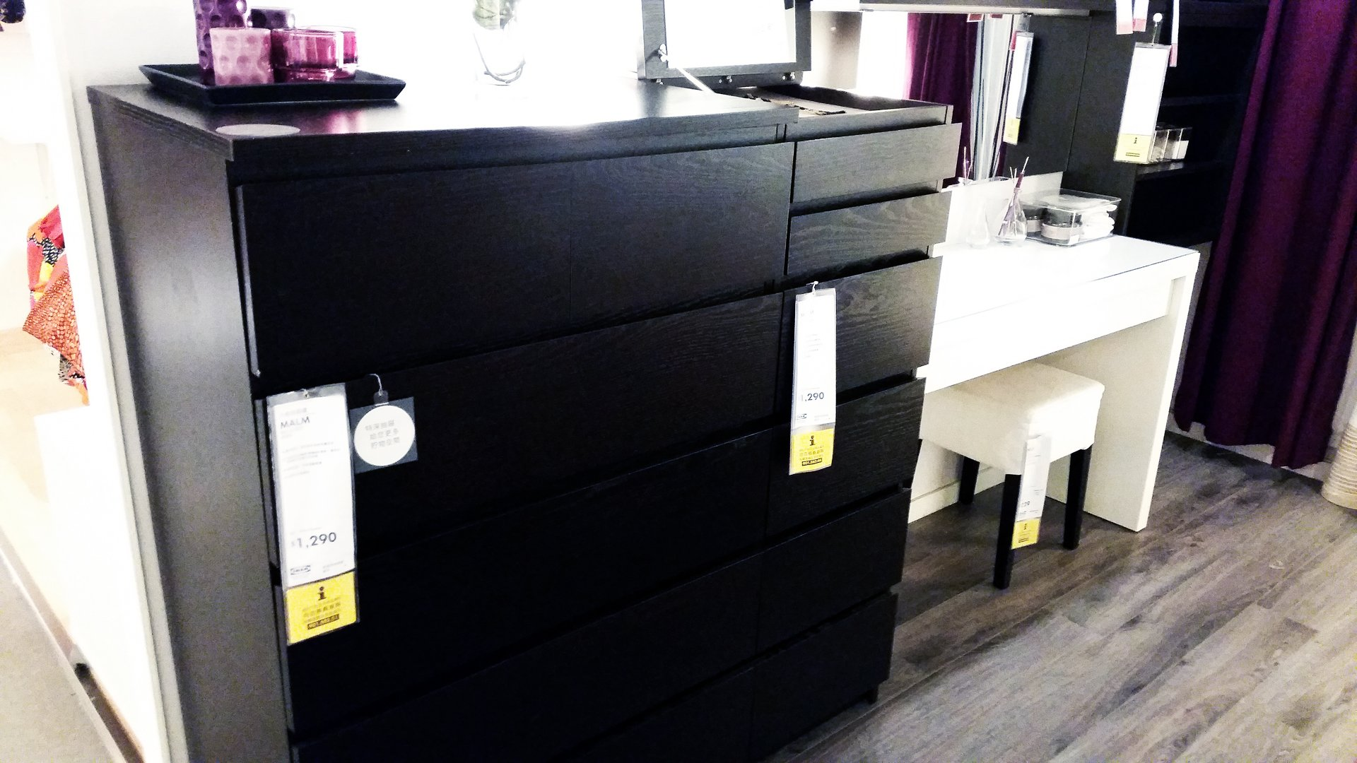a malm chest of drawers on sale at ikea in causeway bay photo scmp pictures