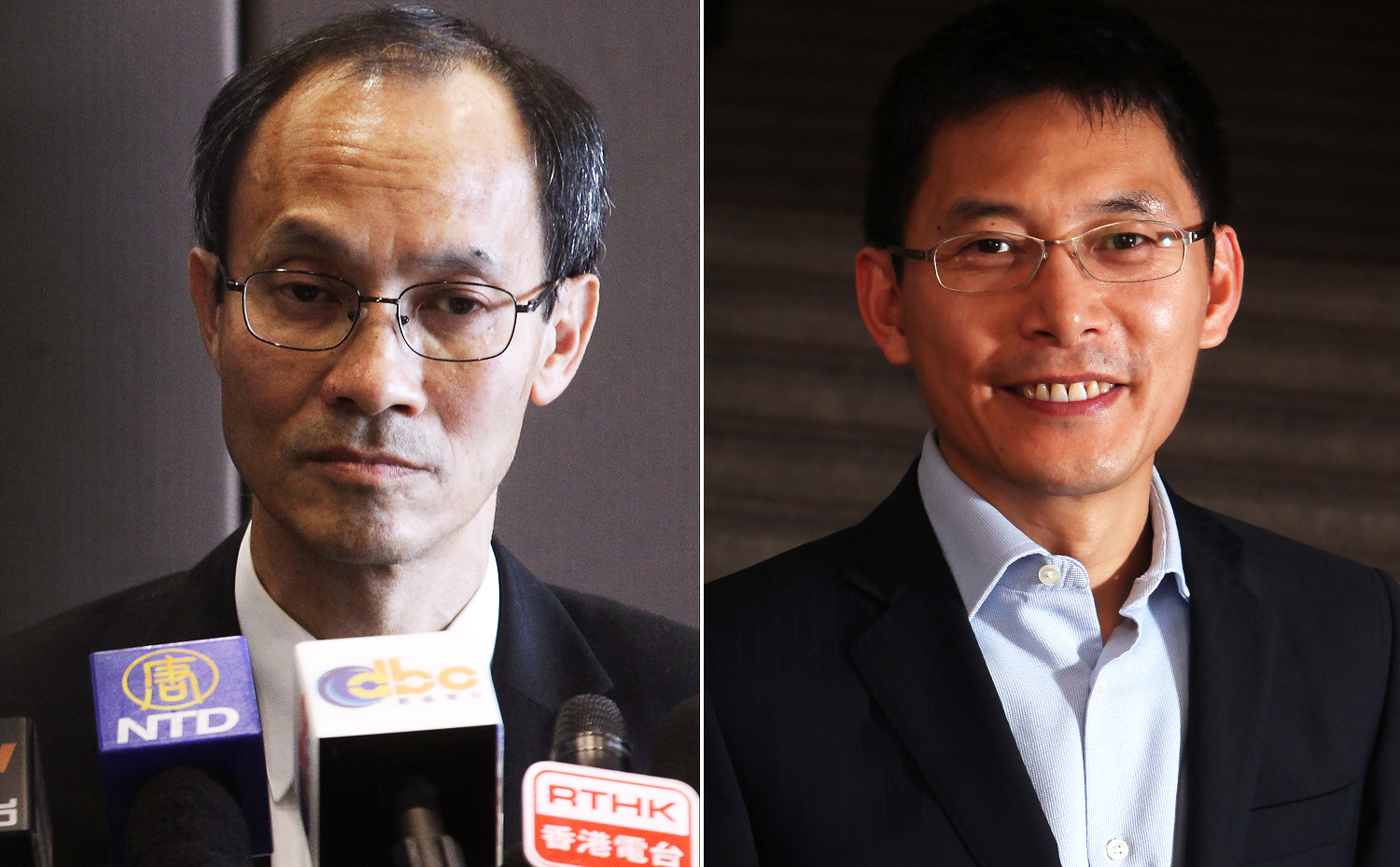 Trio of Occupy Central student leaders charged over protest