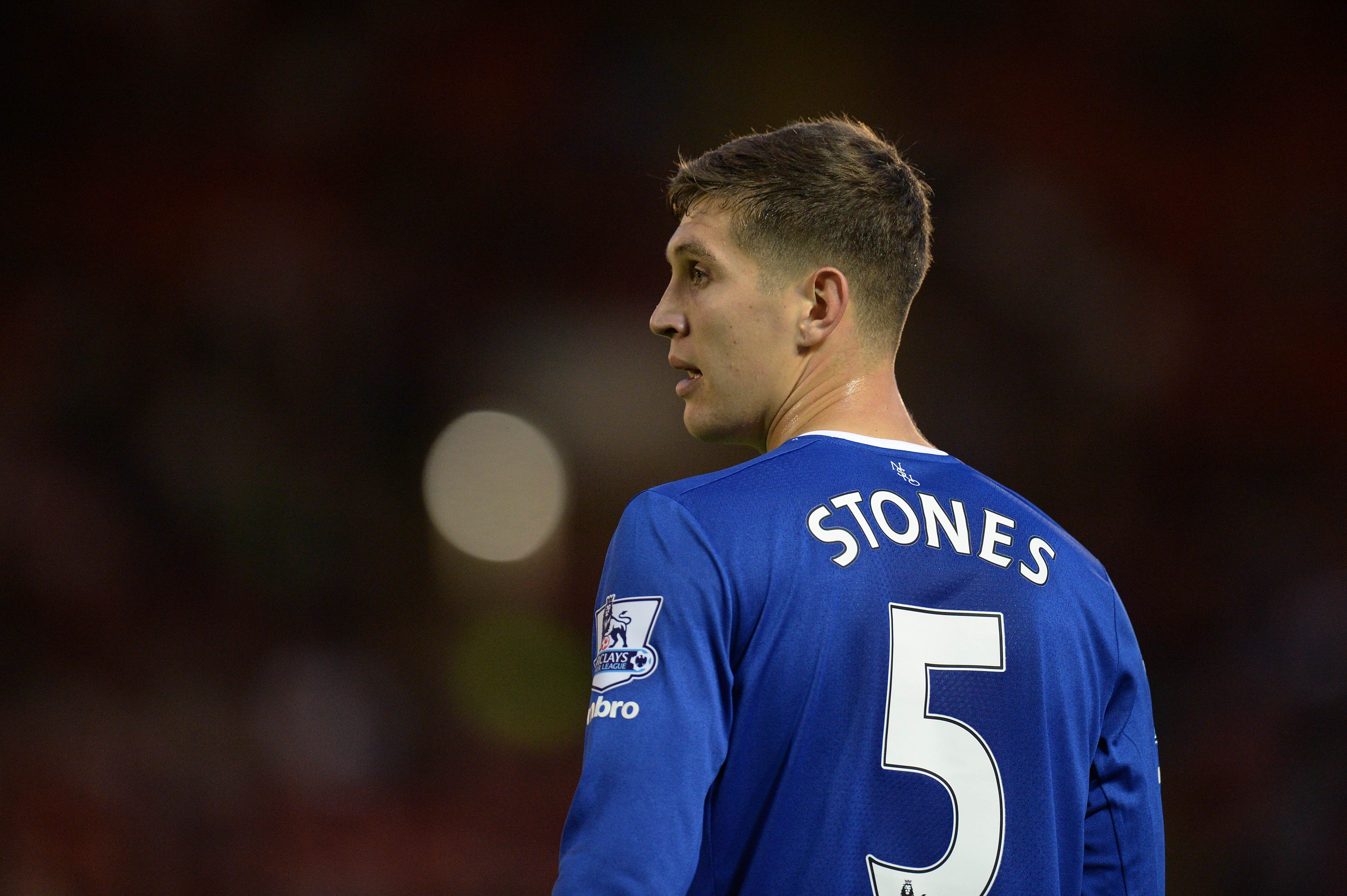 Everton insist John Stones is going nowhere as they reject