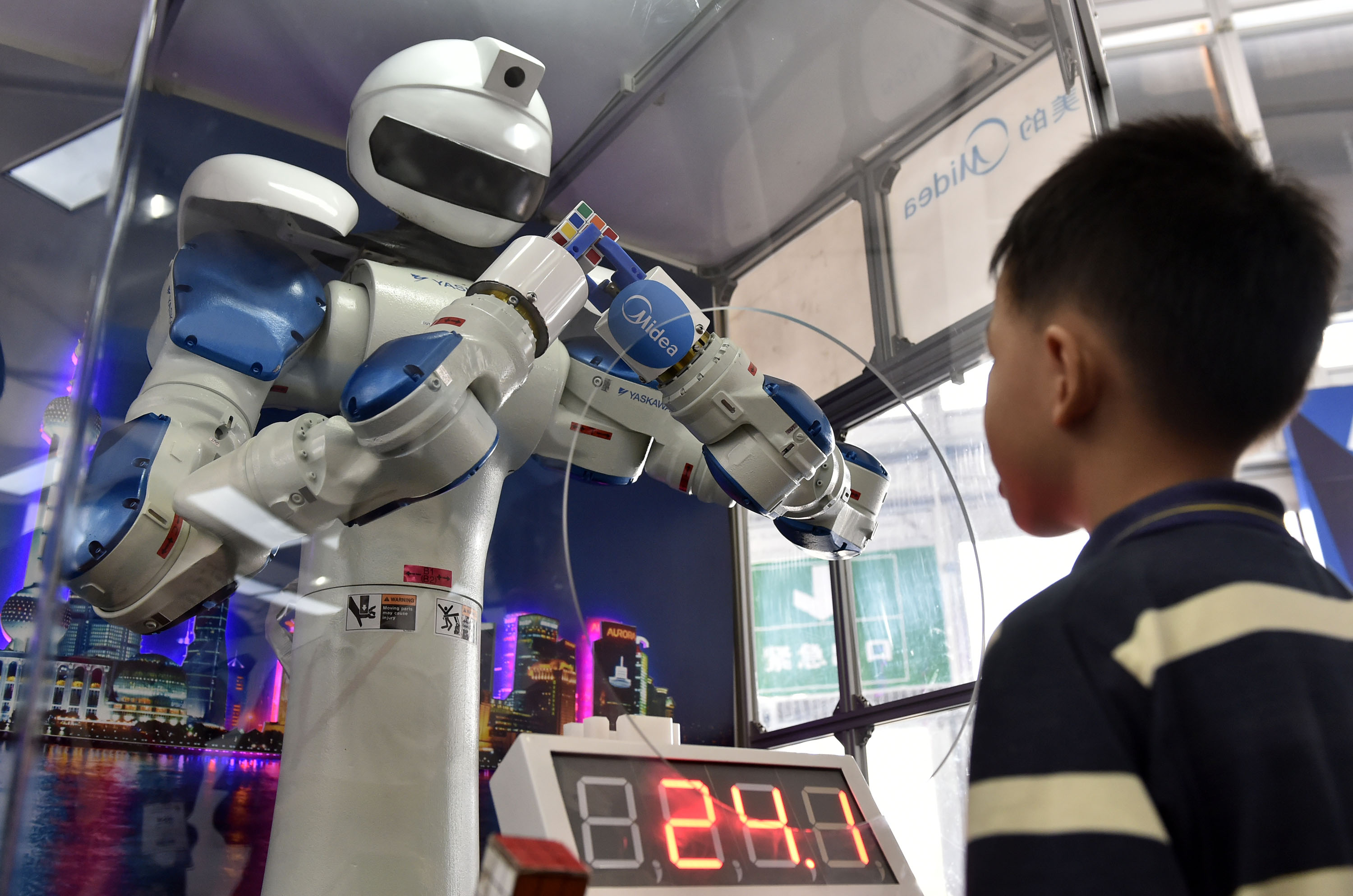 End Of The Road For Journalists Tencent S Robot Reporter