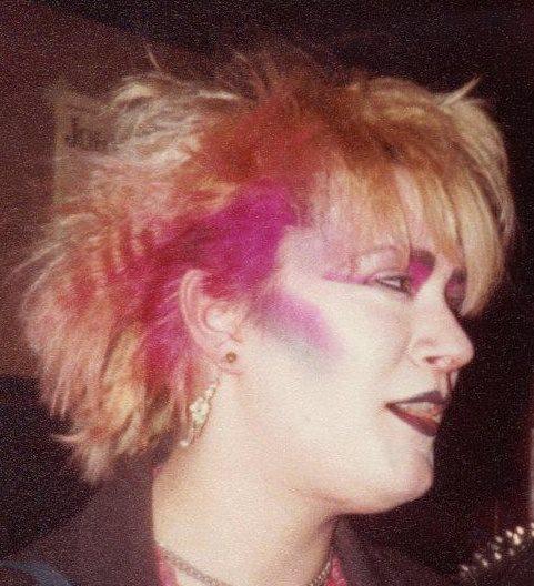 punk makeup 70s mugeek vidalondon