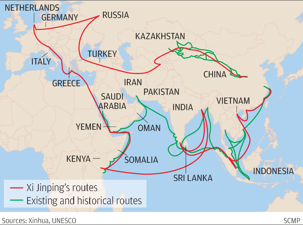 How China Successfully Redrew The Global Financial Map With AIIB - Germany road map 2015
